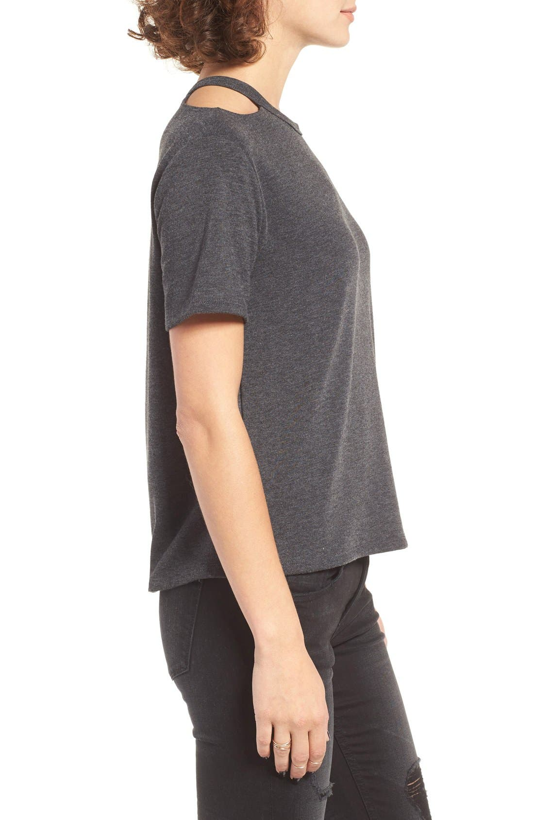 Alternate Image 3  - Michelle by Comune Fairfield Cold Shoulder Tee