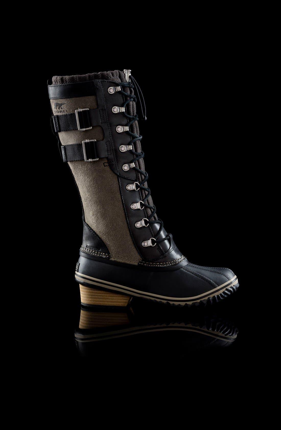 Alternate Image 5  - SOREL 'Conquest Carly II' Waterproof Mid Calf Boot (Women)