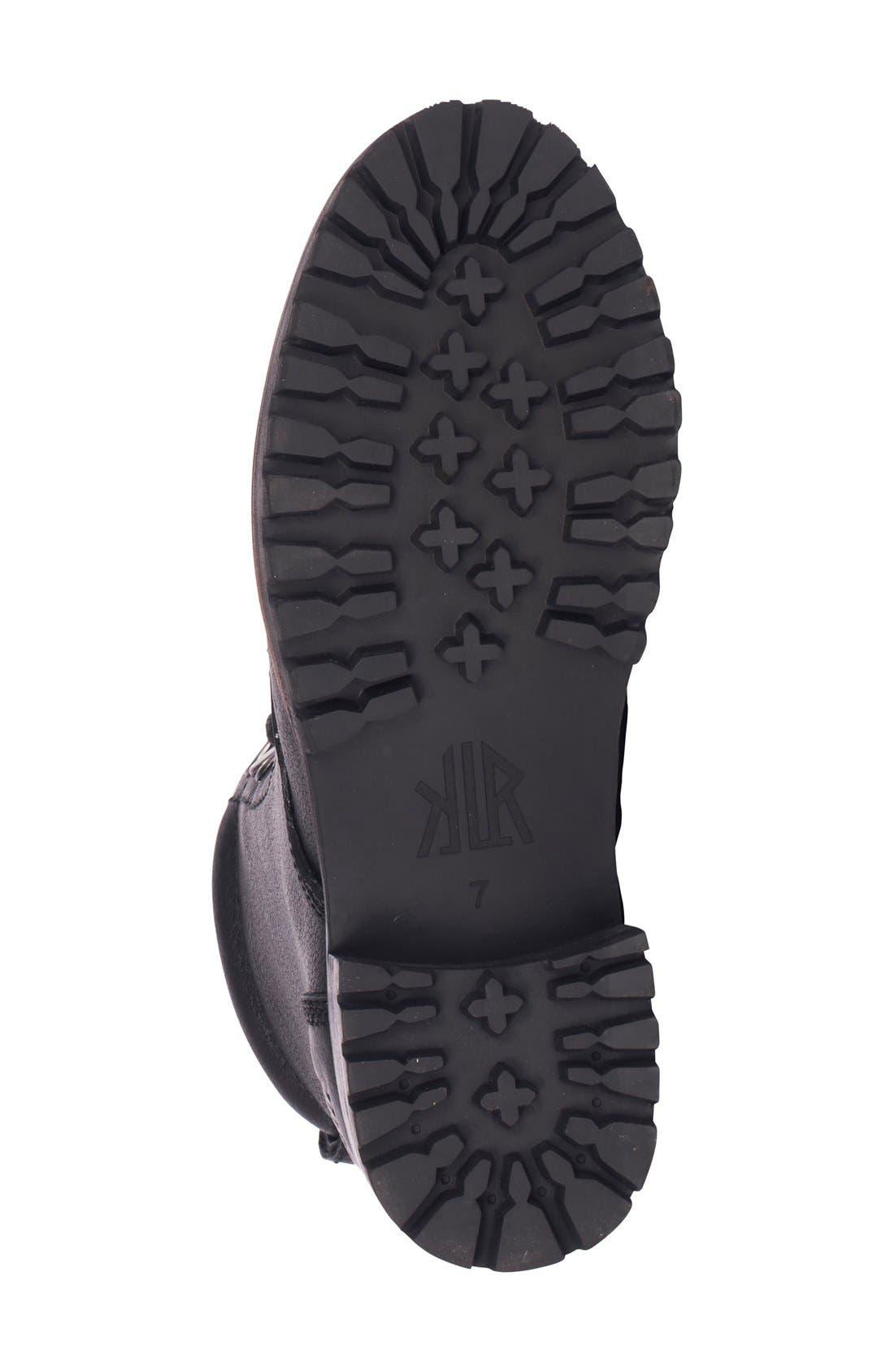 Alternate Image 4  - KLR Chris Combat Boot (Women)