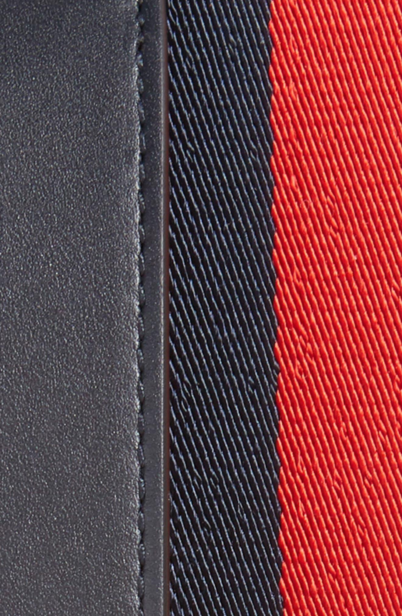 Alternate Image 2  - Gucci Logo Buckle Interlock Belt