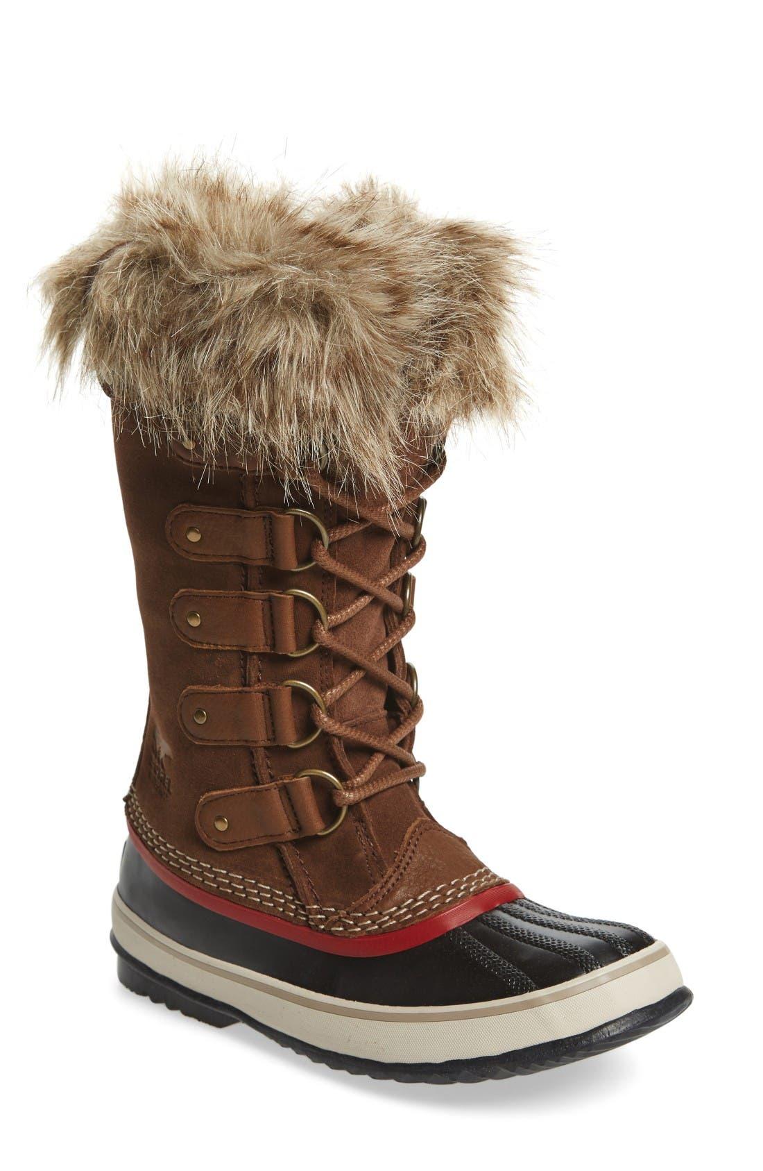 SOREL 'Joan of Arctic' Waterproof Snow Boot