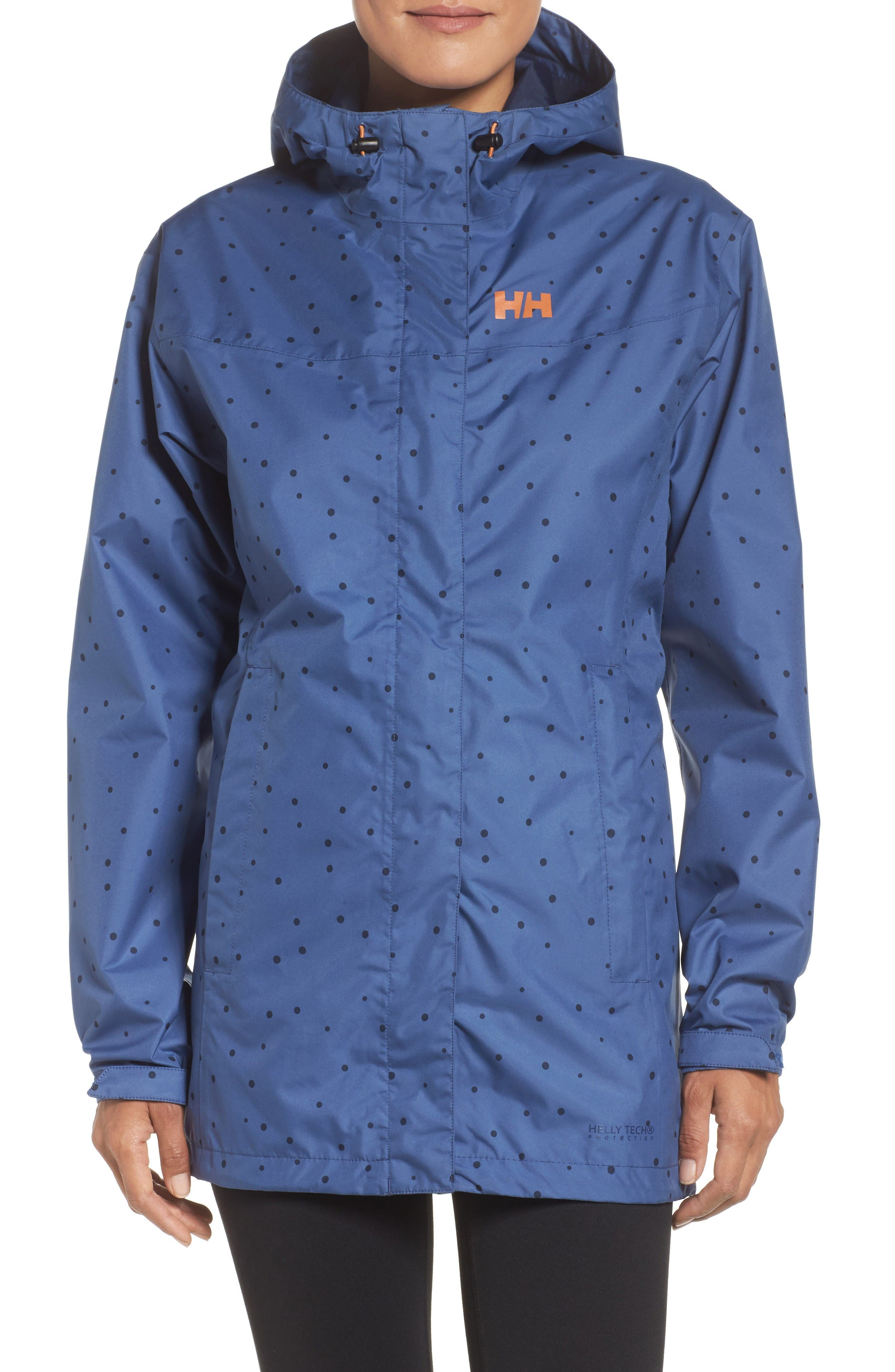 Helly Hansen 'Bellevue' Waterproof Coat