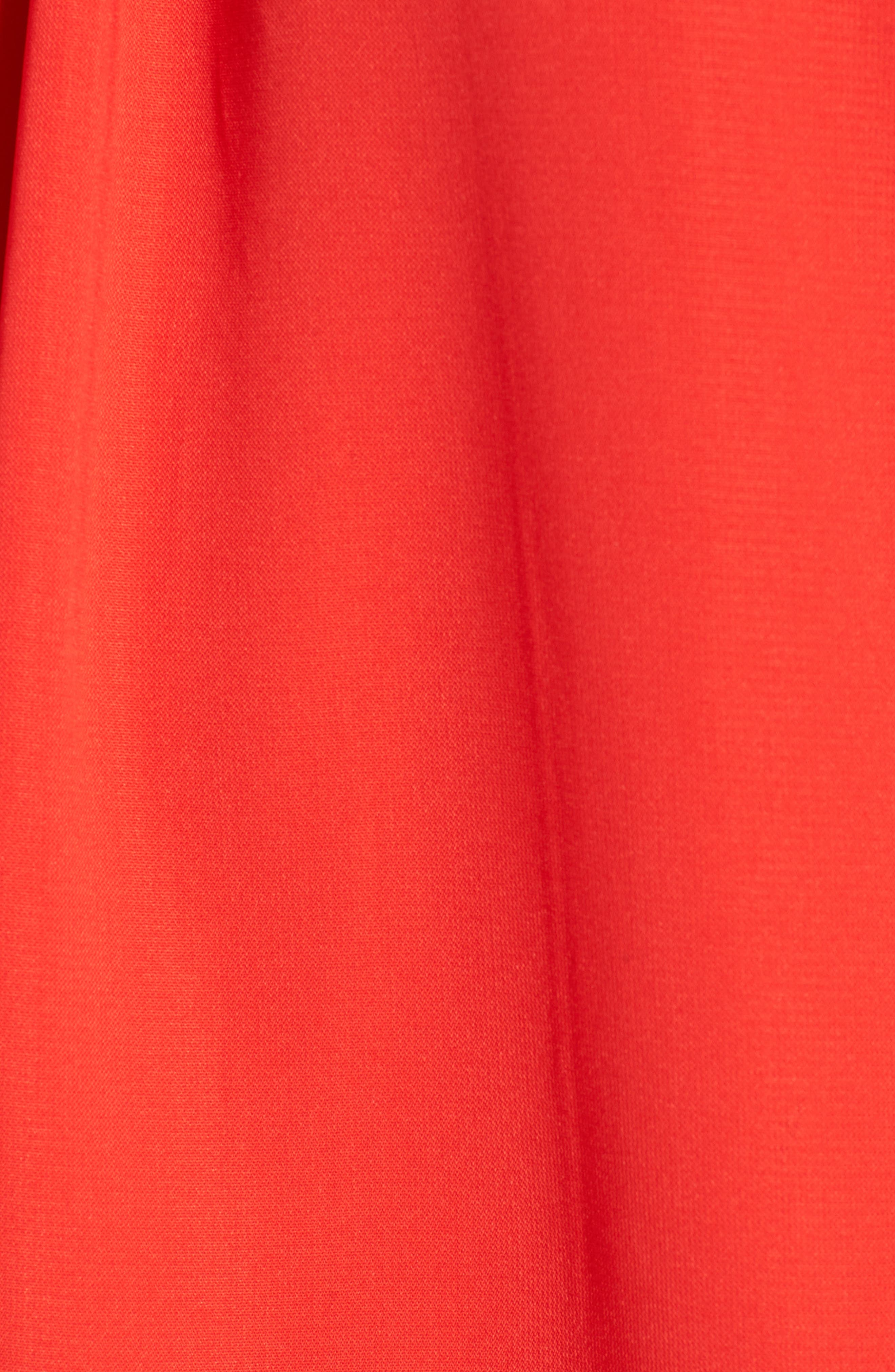 Alternate Image 5  - BP. Off the Shoulder Peplum Top