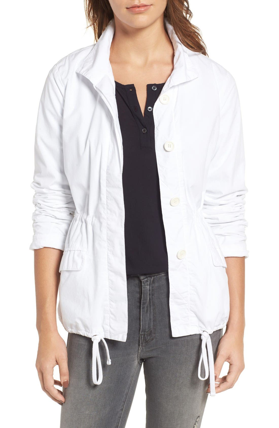 JAMES PERSE Jersey Lined Surplus Jacket
