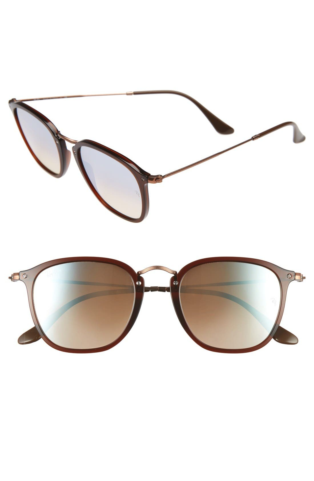 Ray-Ban Icons Wayfarer 51mm Sunglasses