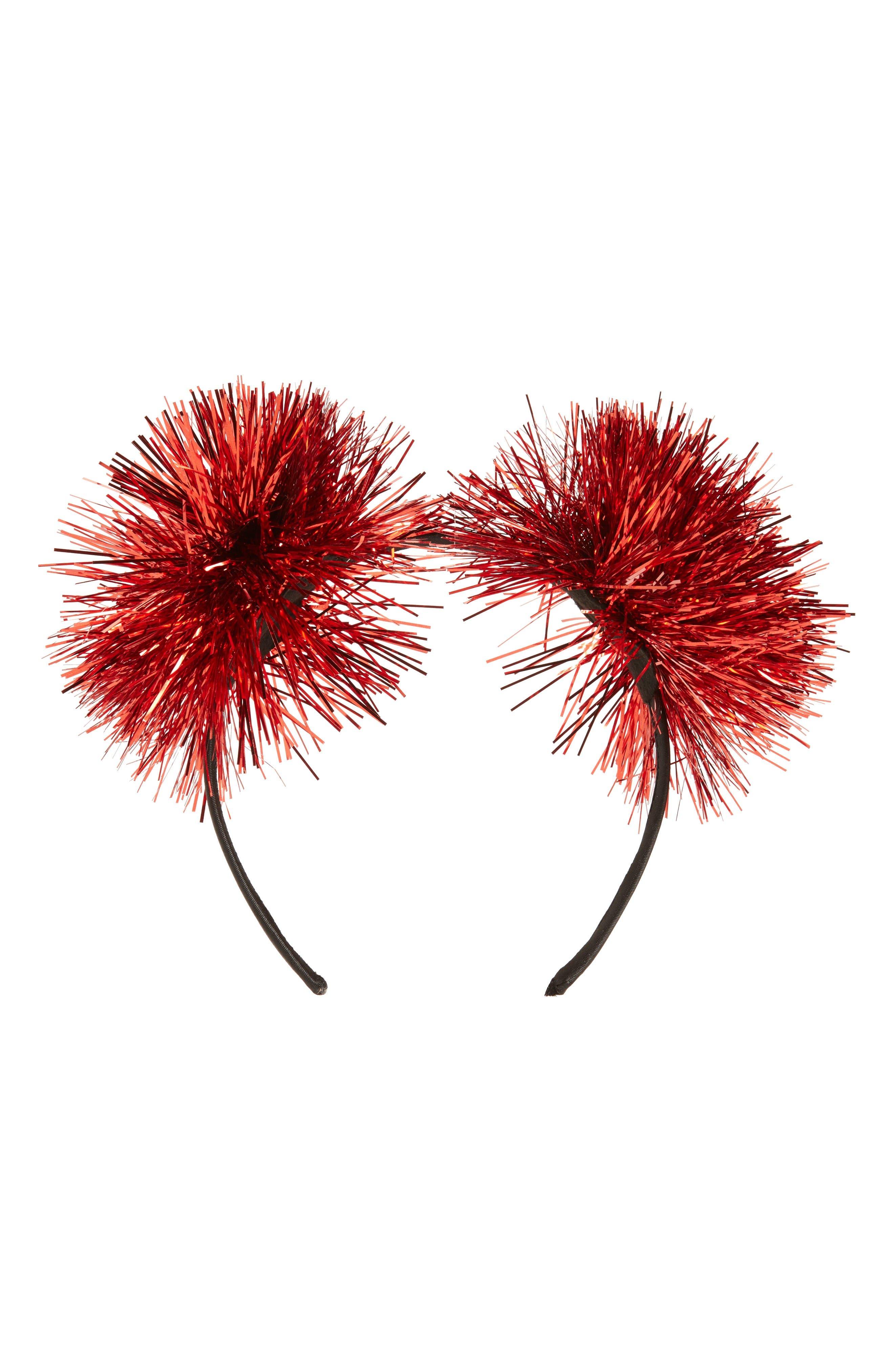 Main Image - Topshop Holiday Baubles Headband