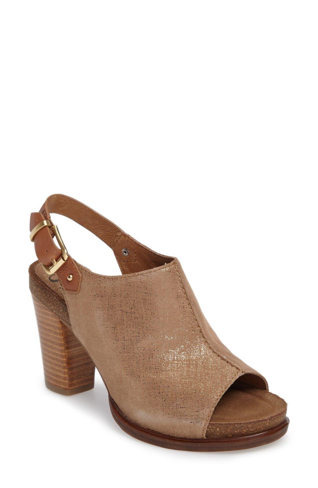 Söftt Cidra Slingback Sandal (Women)