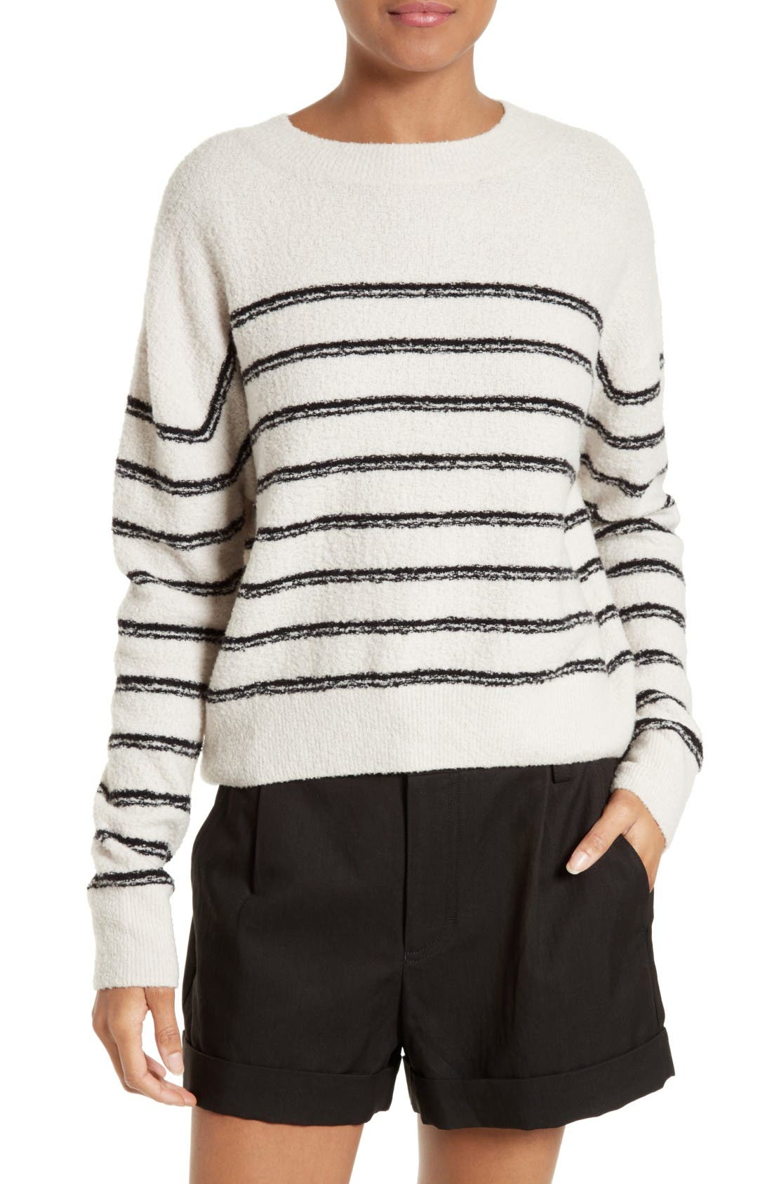 Vince Stripe Sweater