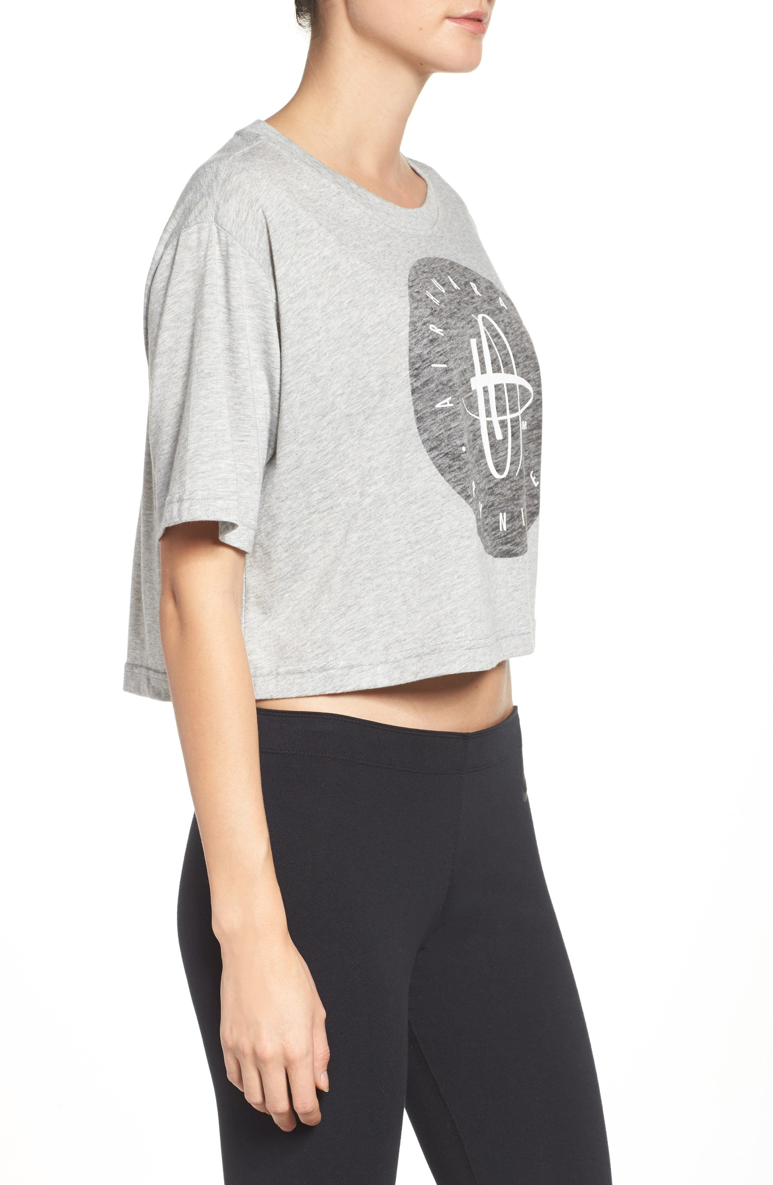 Alternate Image 3  - Nike Sportswear Huarache Graphic Tee