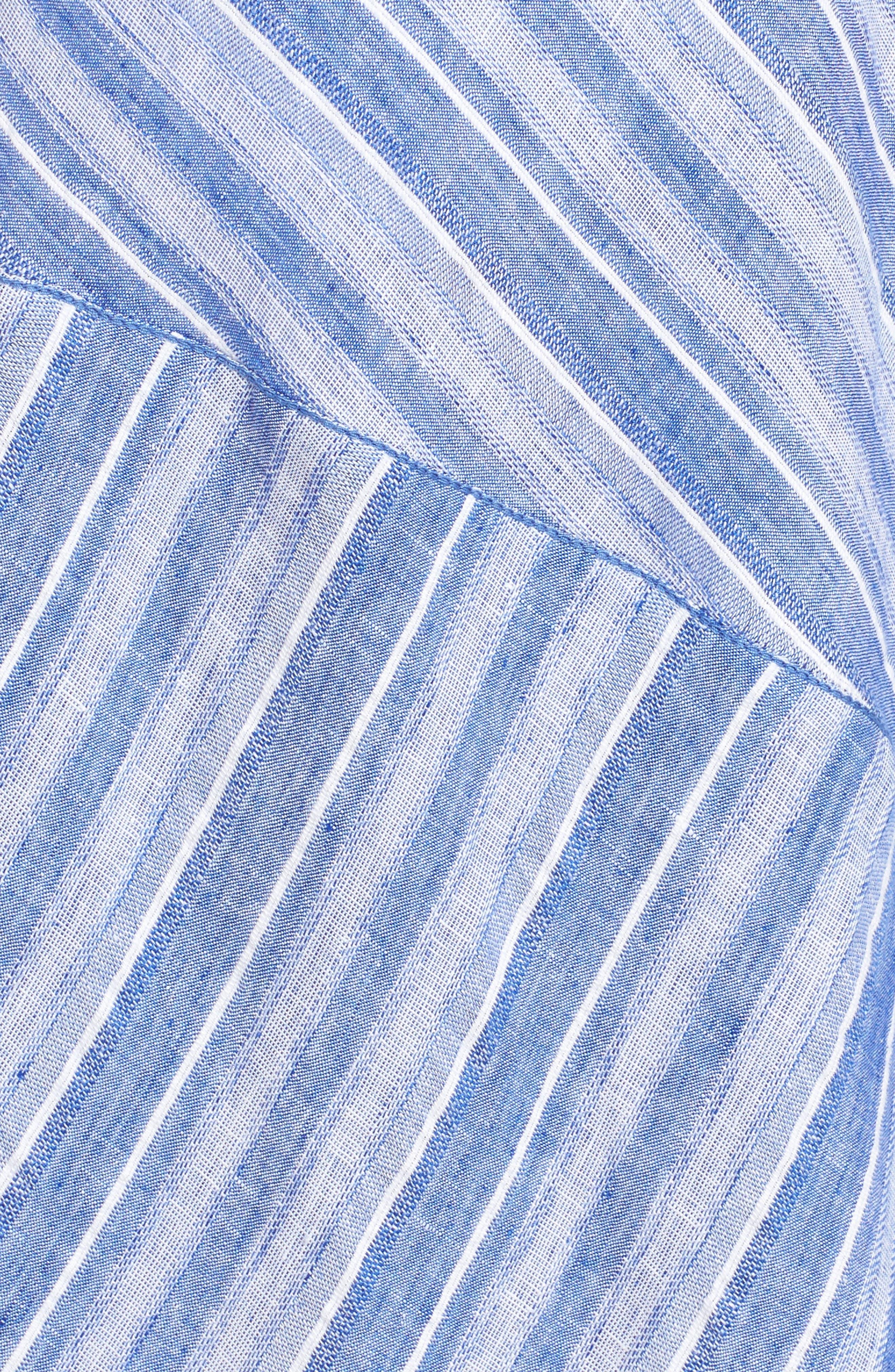 Alternate Image 5  - NIC+ZOE Freshwater A-Line Skirt