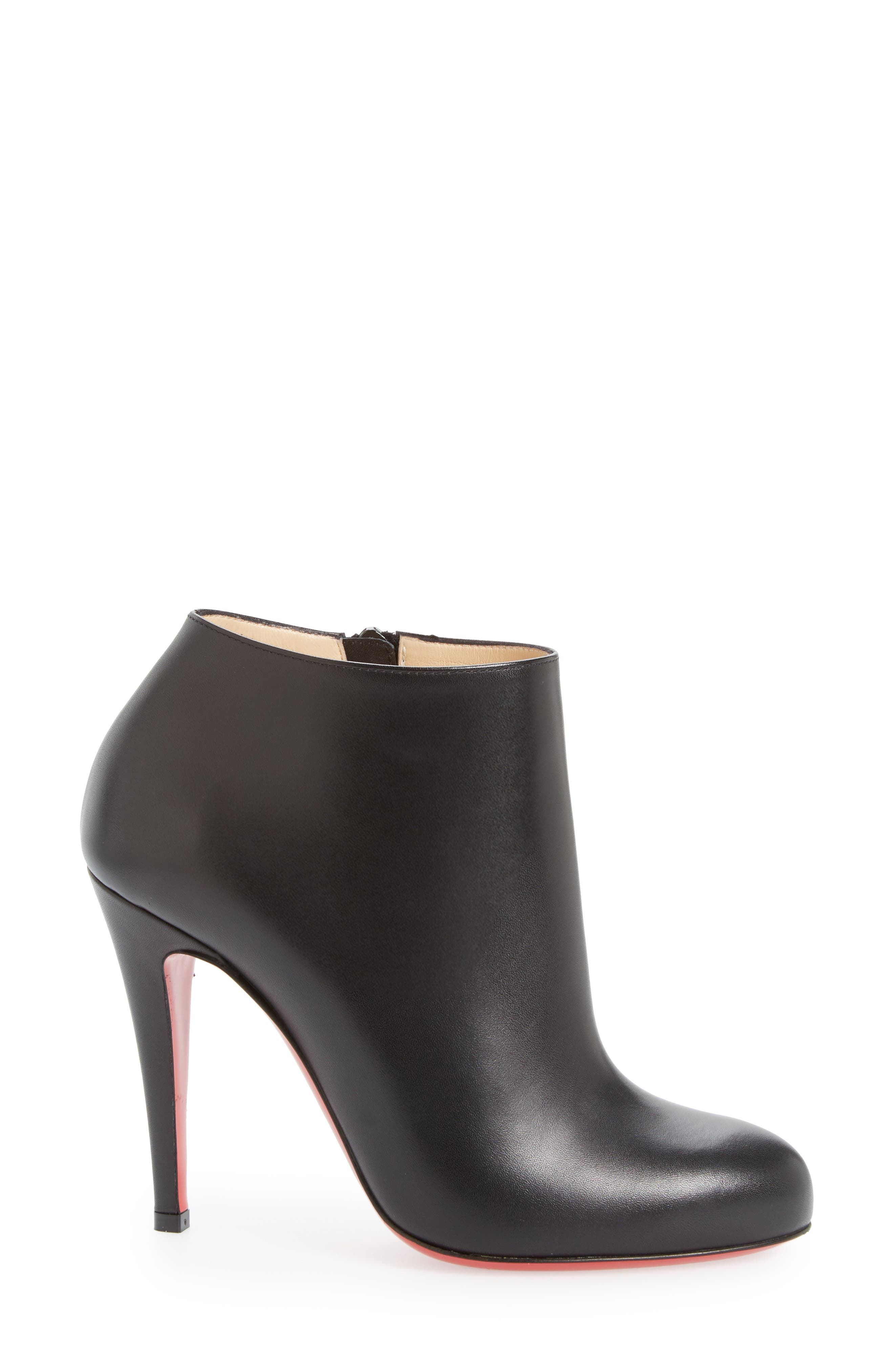 Alternate Image 4  - Christian Louboutin Belle Round Toe Bootie