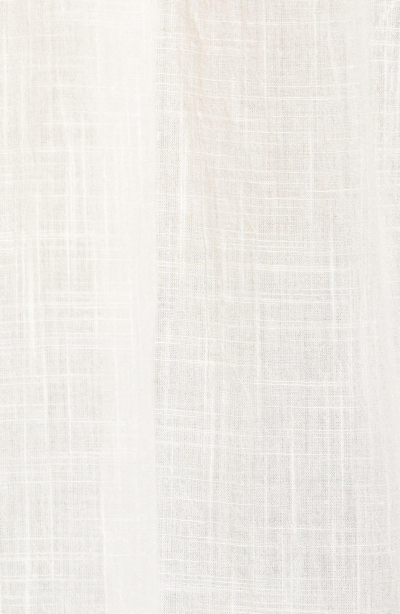 Alternate Image 5  - Velvet by Graham & Spencer Off the Shoulder Tunic