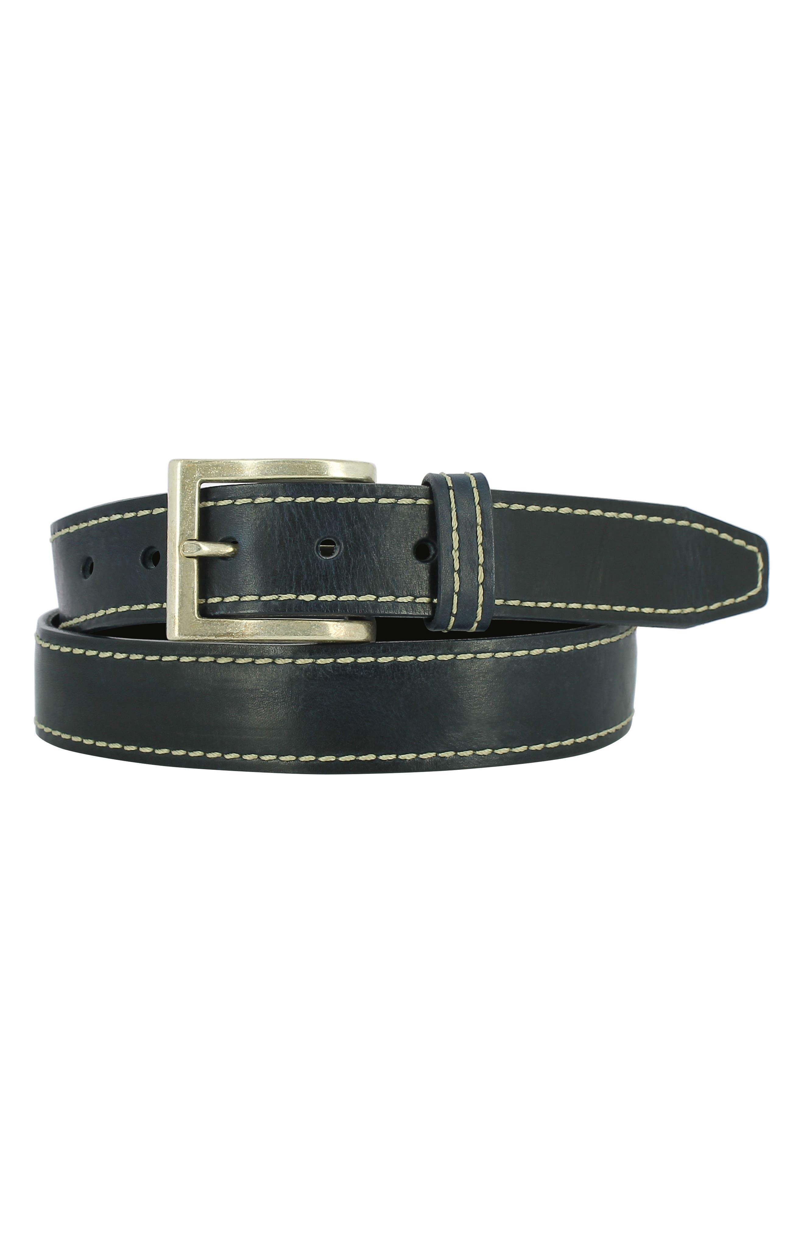 Remo Tulliani Bo Leather Belt