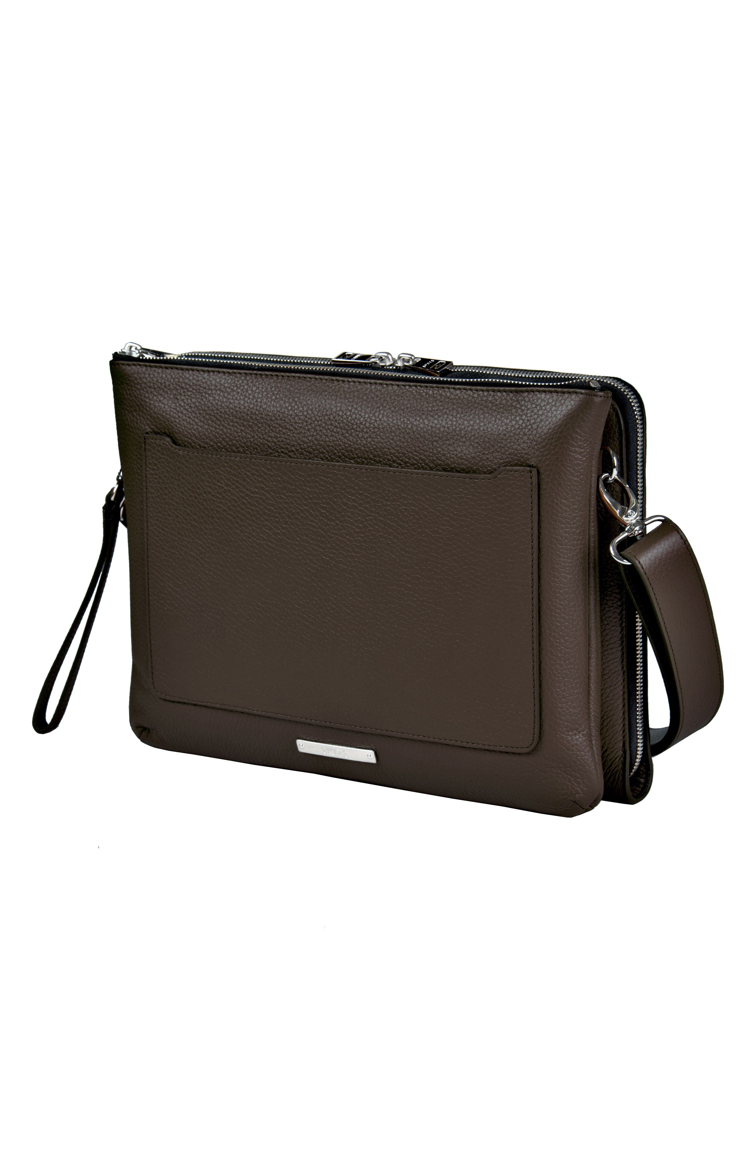 SKITS Bellevue Brilliant Leather Tech Case