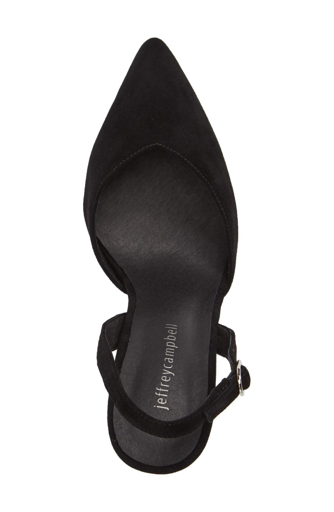 Alternate Image 3  - Jeffrey Campbell Delmonica Slingback Pump (Women)
