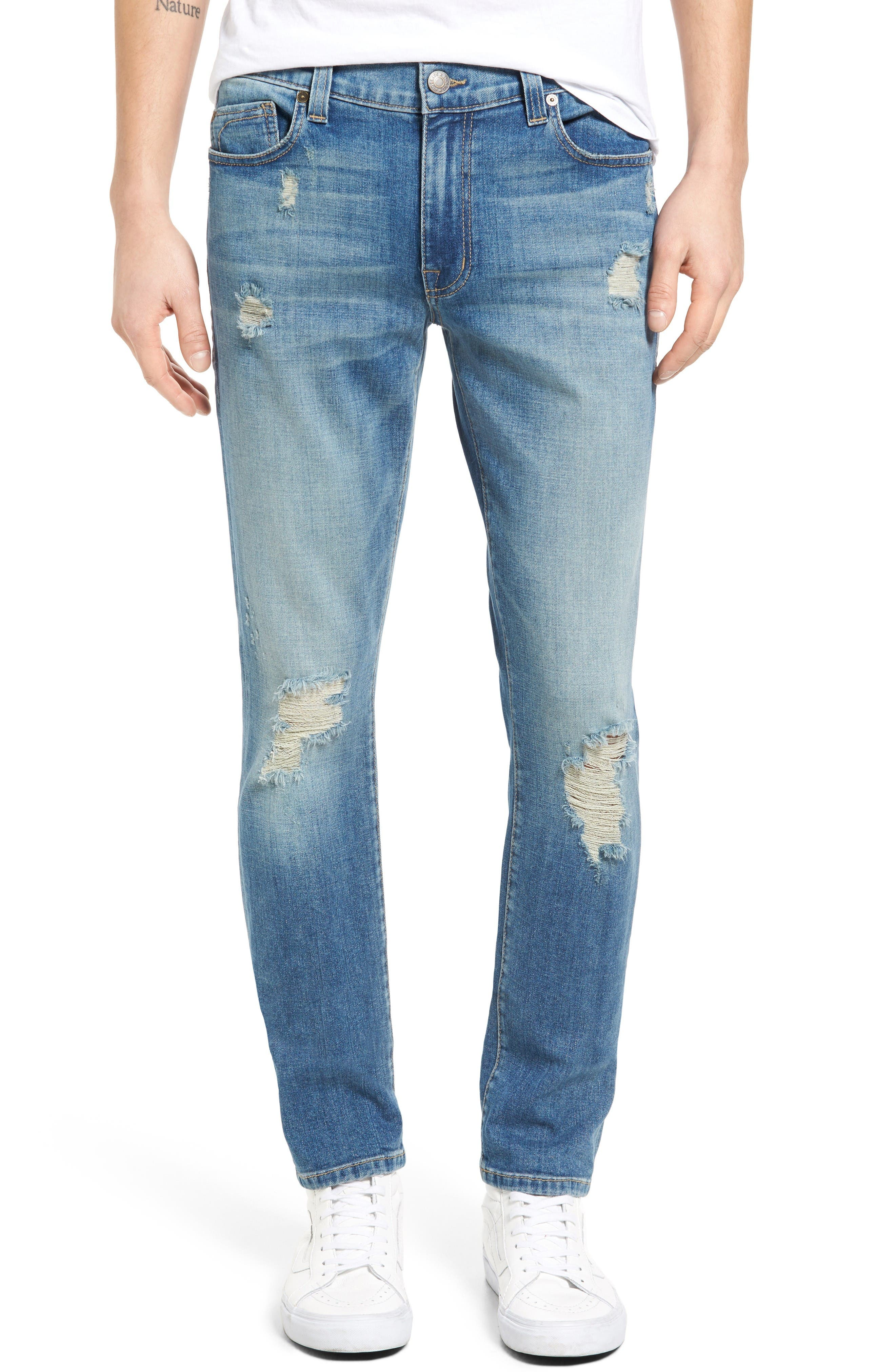 FIDELITY DENIM Torino Slim Fit Jeans