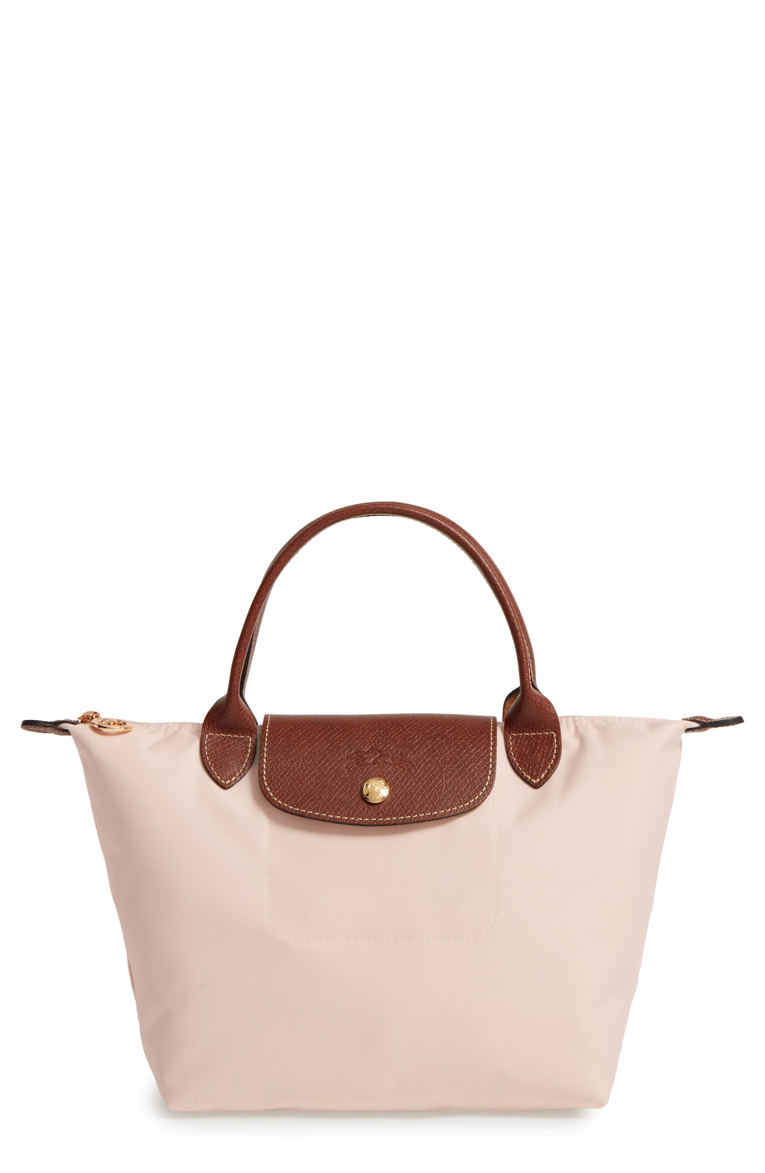 Main Image - Longchamp 'Mini Le Pliage' Handbag