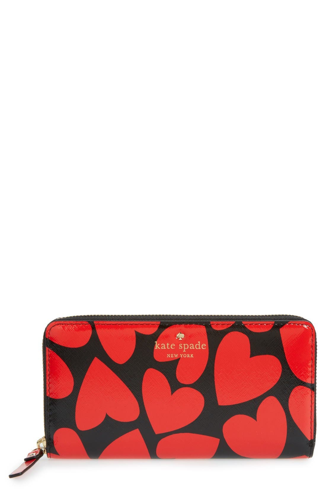 Alternate Image 1 Selected - kate spade new york be mine lacey wallet