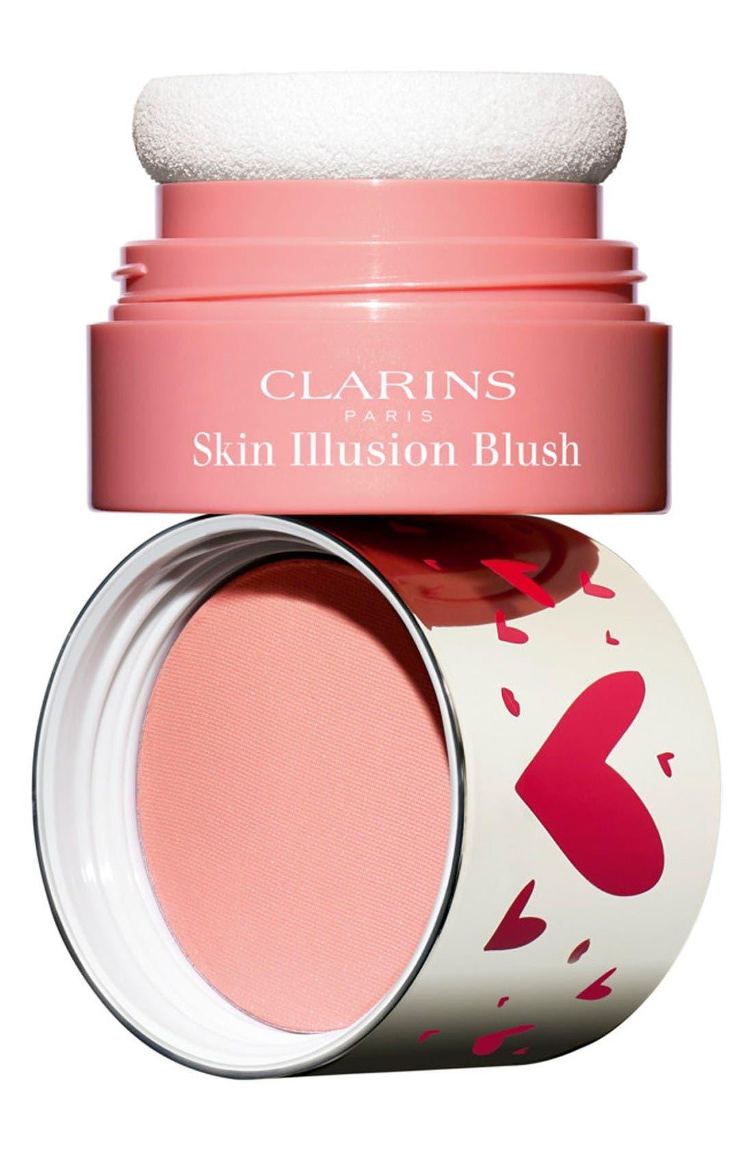 Main Image - Clarins Skin Illusion Blush (Limited Edition)
