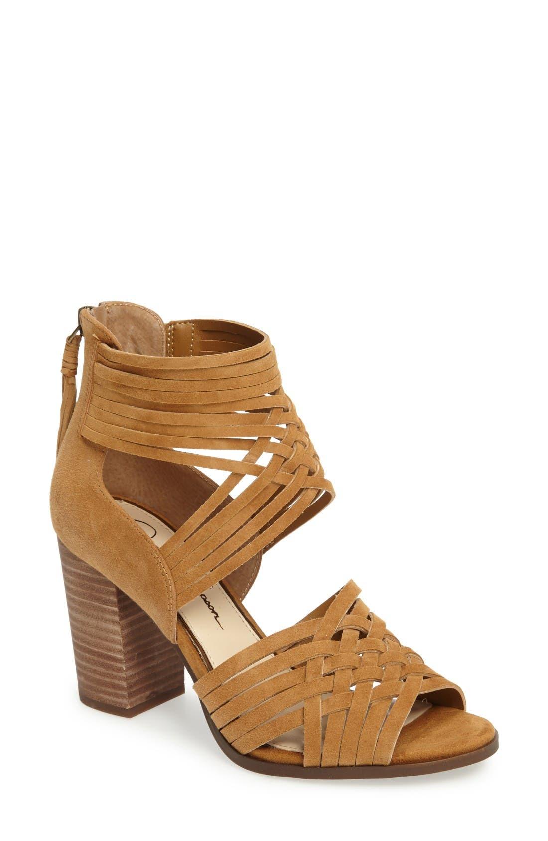Jessica Simpson Reilynn Woven Sandal (Women)