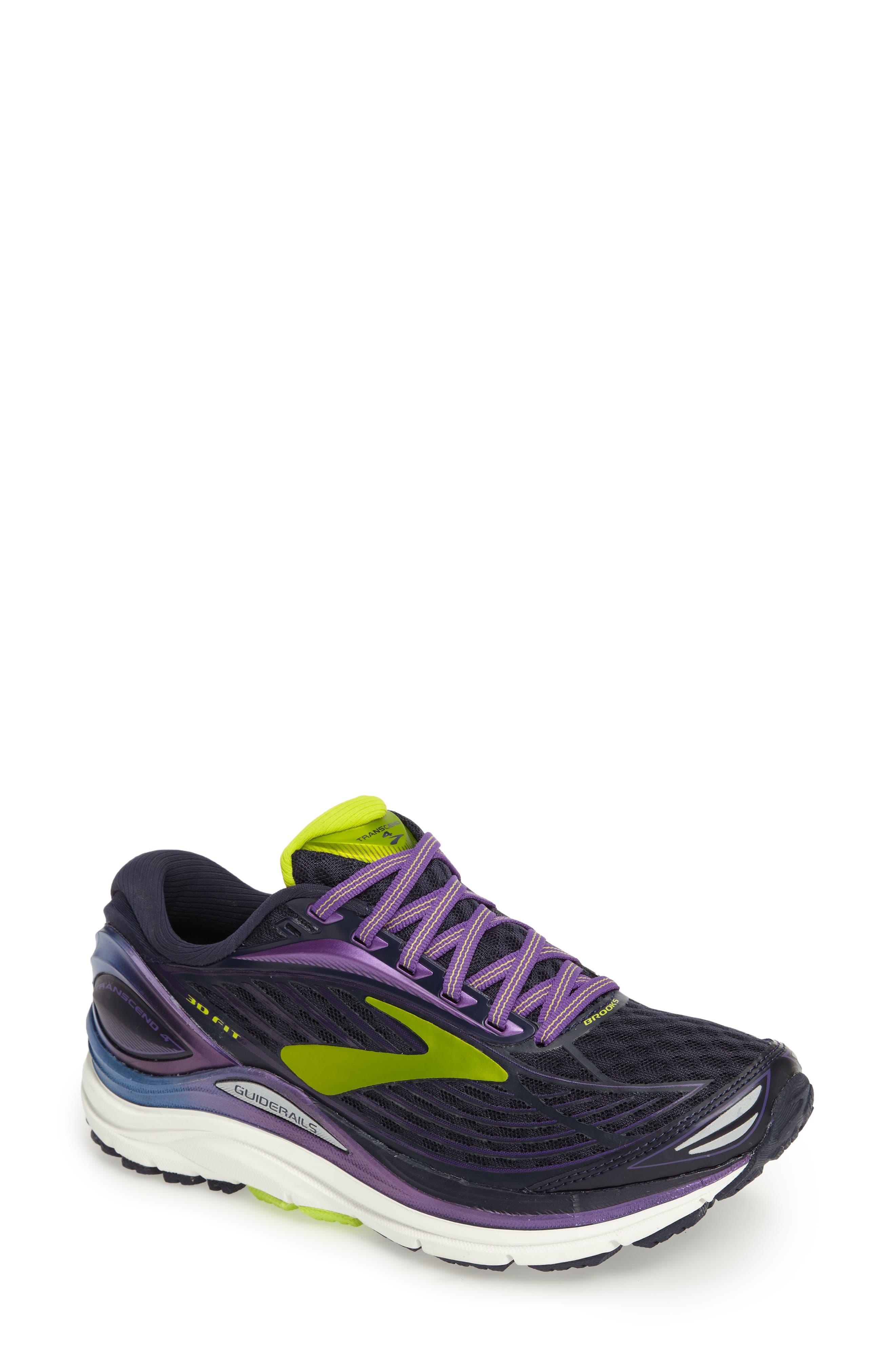 Brooks Transcend 4 Running Shoe (Women)