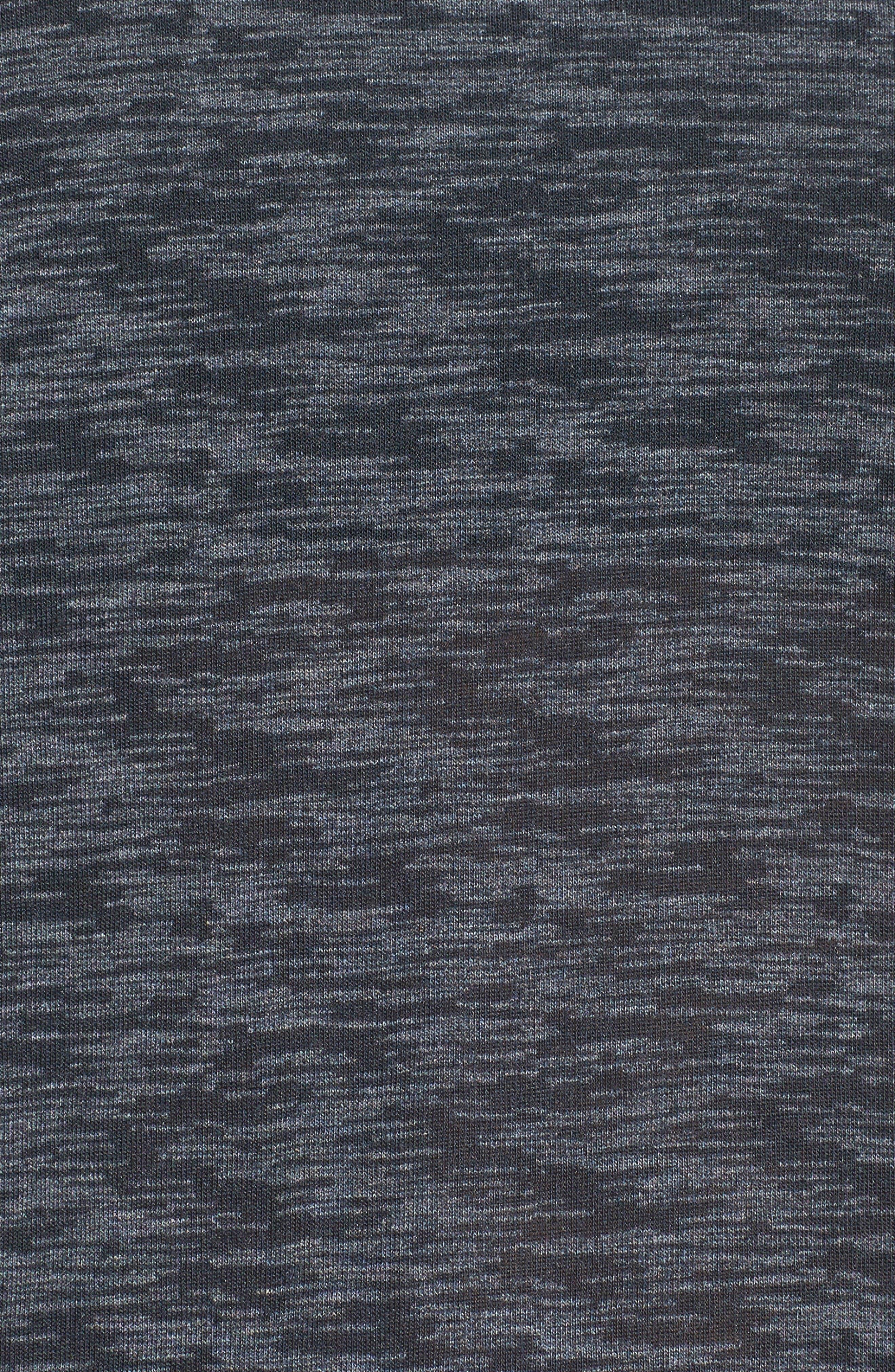 Alternate Image 5  - Zella Cat Cowl Open Back Tee
