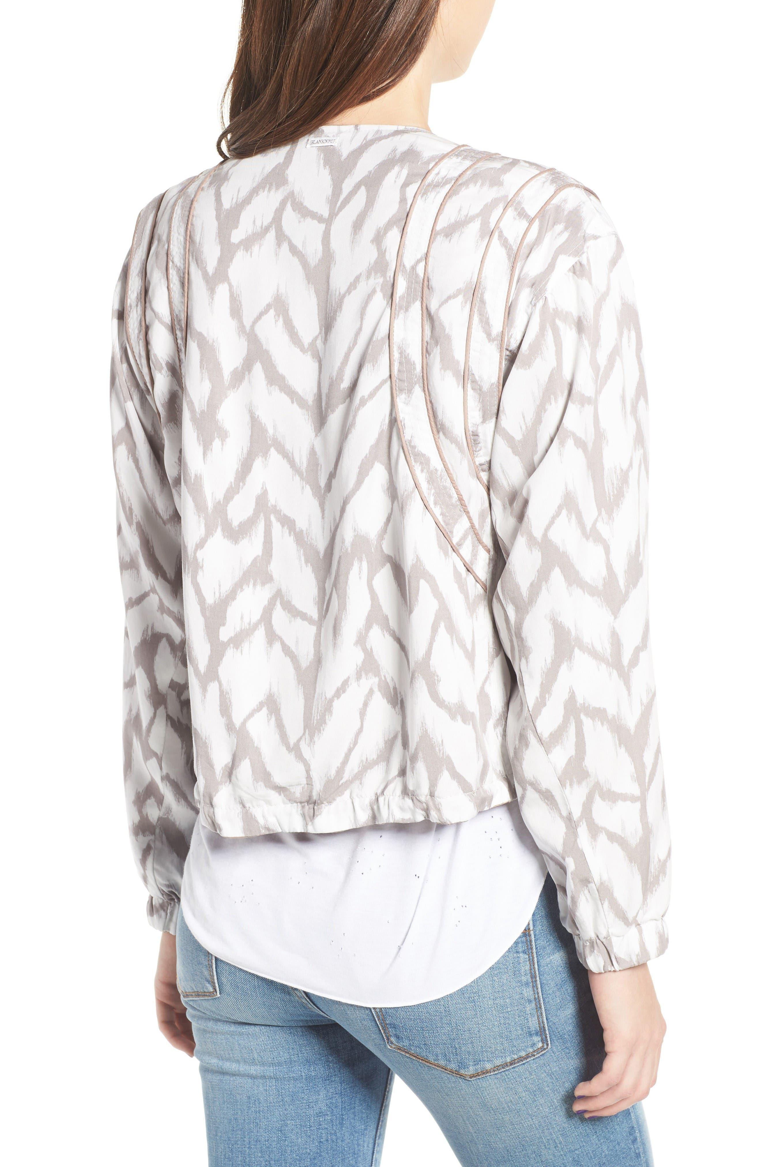 Alternate Image 4  - BLANKNYC Deep Truth Reversible Jacket