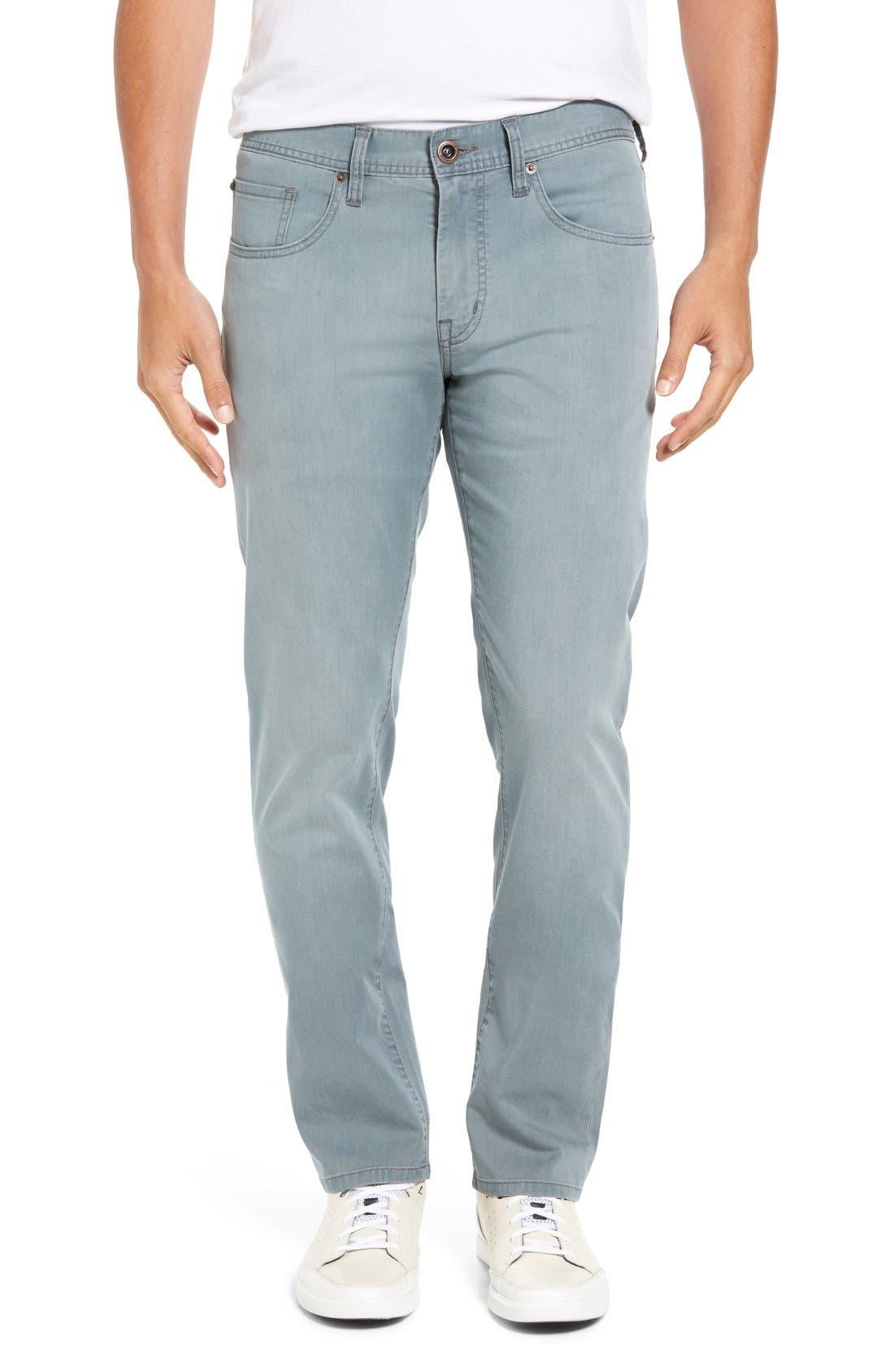 TRAVIS MATHEW Hyland Straight Leg Jeans