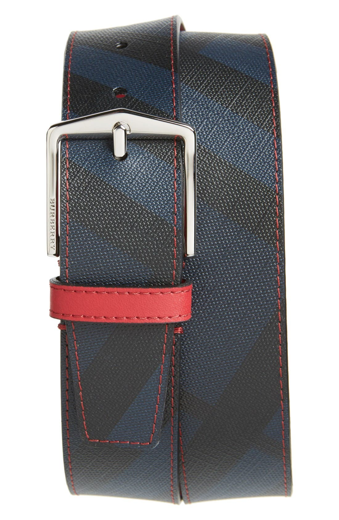 BURBERRY Joe Check Belt