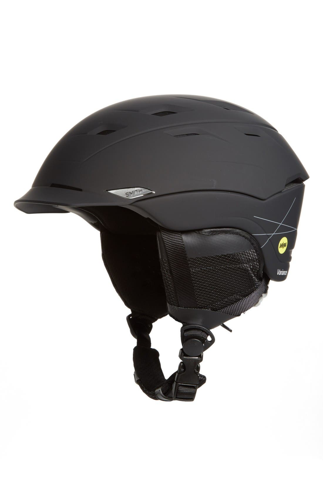 Alternate Image 1 Selected - Smith Variance with MIPS Snow Helmet (Men)