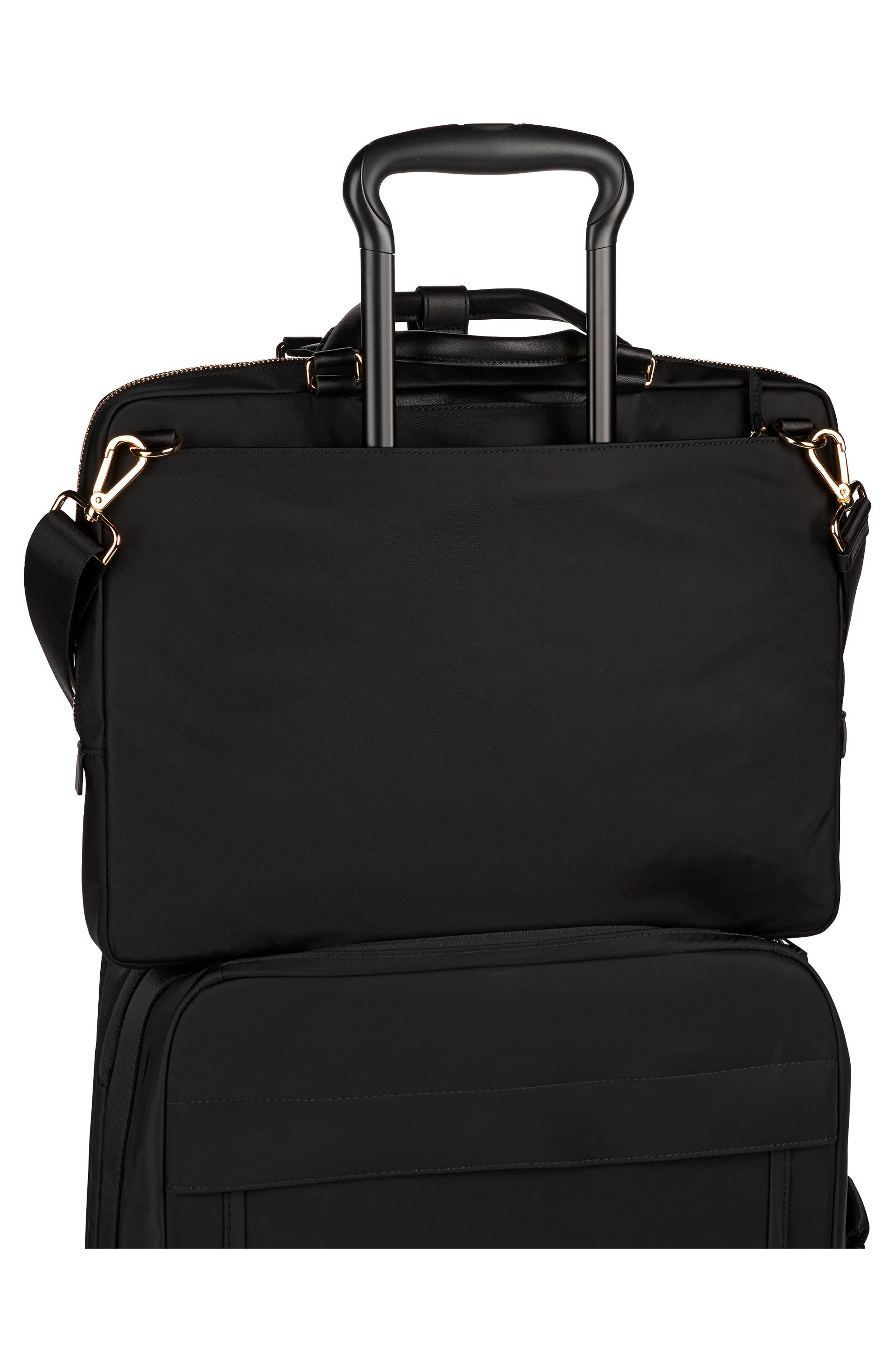 Alternate Image 2  - Tumi Westport Slim Nylon & Leather Briefcase