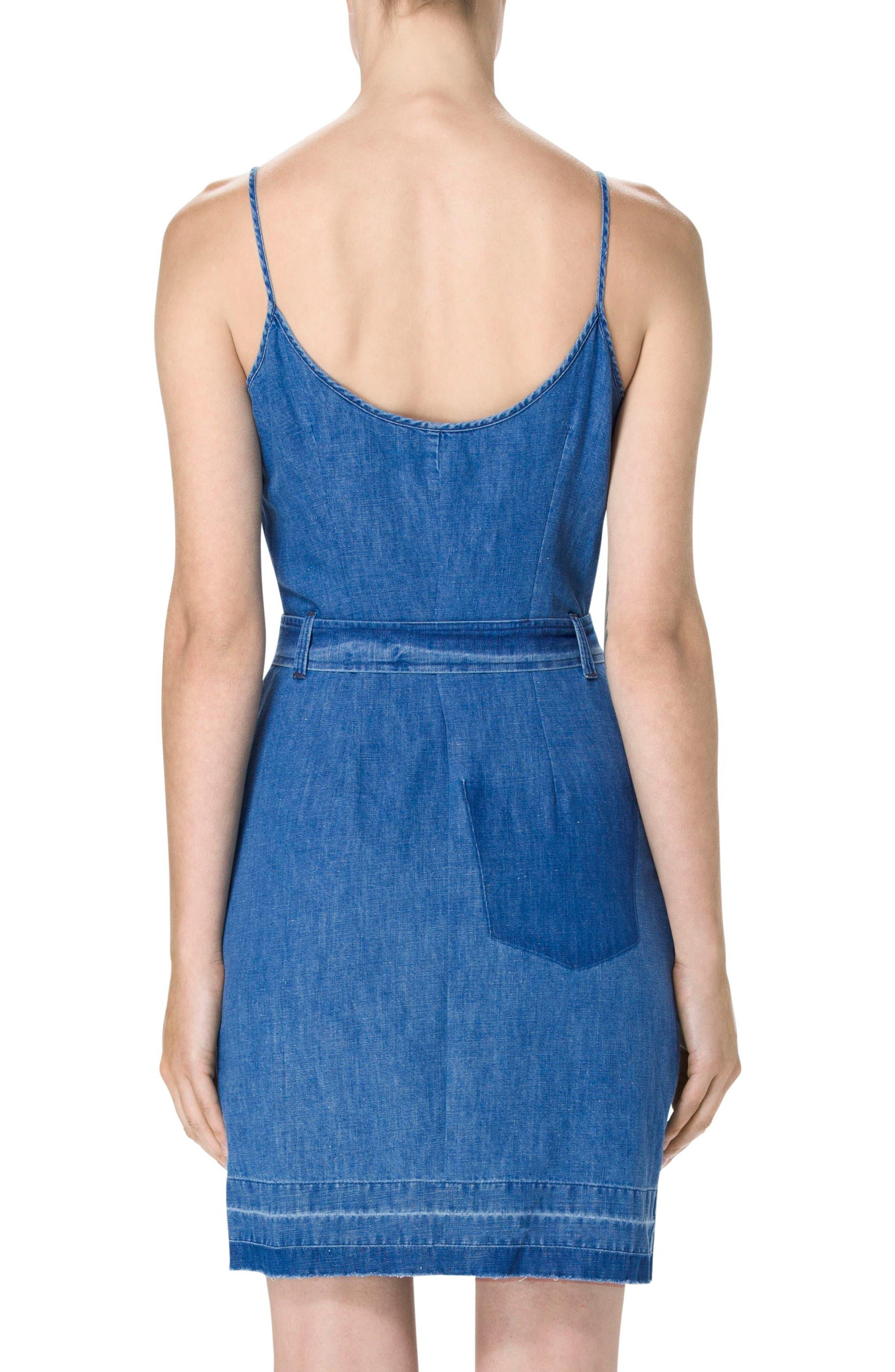 Alternate Image 2  - J Brand Carmela Denim Dress