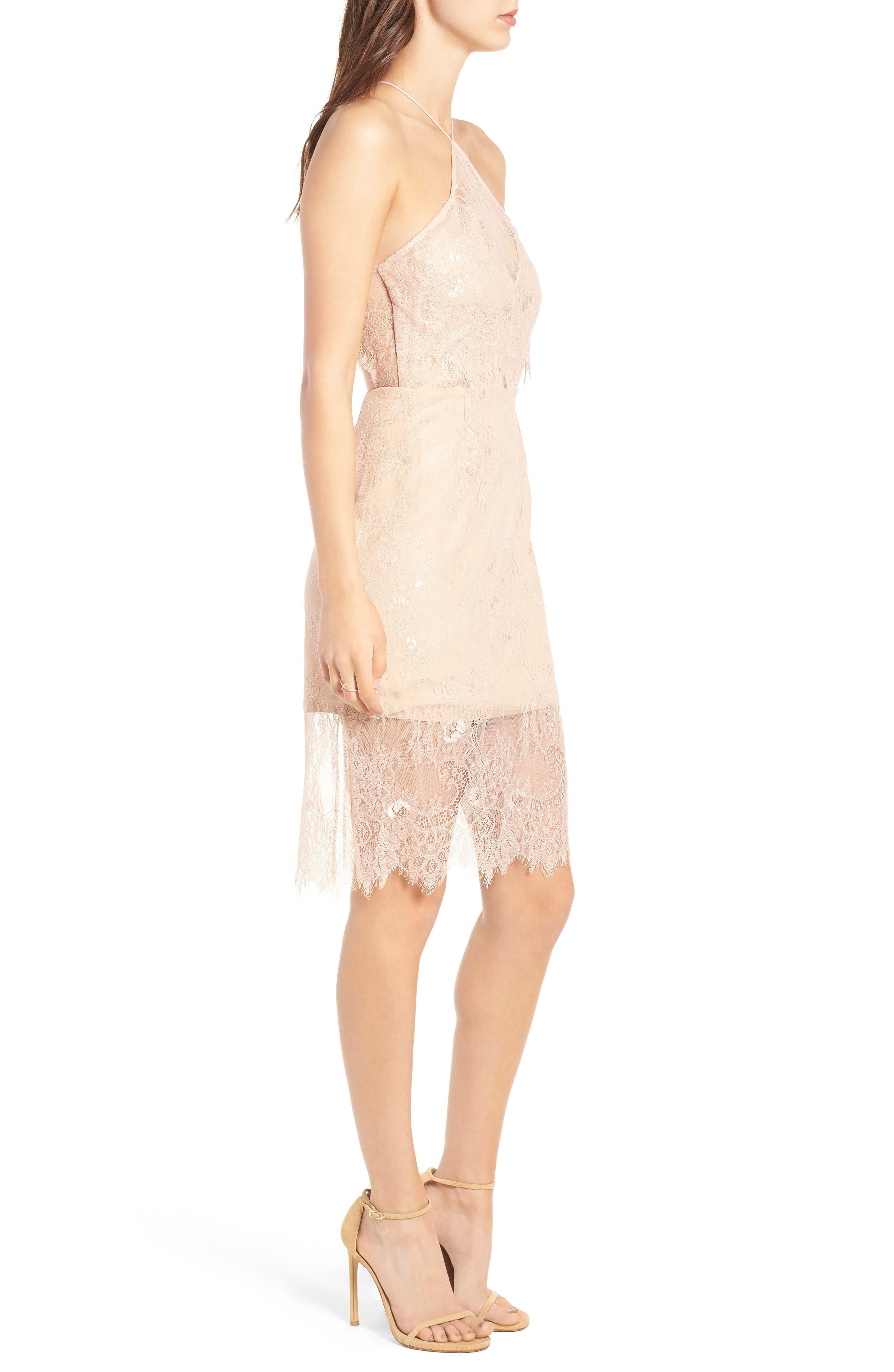 Alternate Image 4  - Keepsake the Label Great Love Lace Dress
