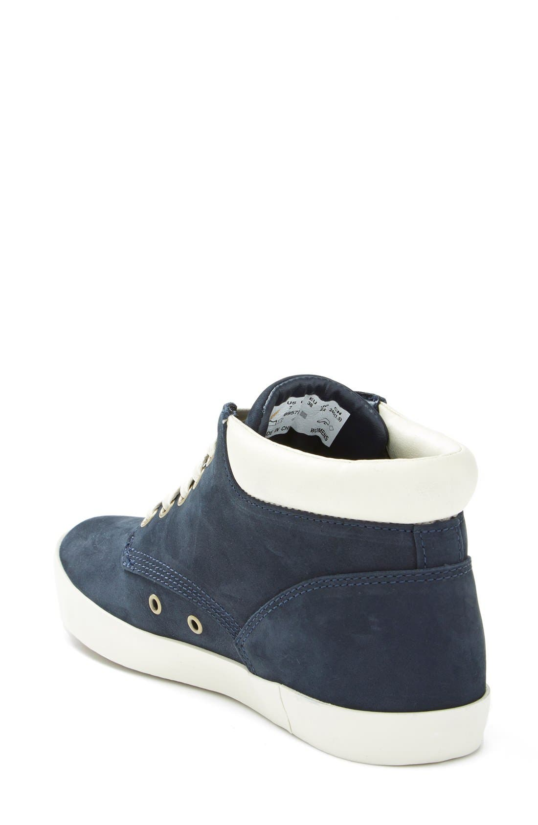 Alternate Image 2  - Timberland Earthkeepers® 'Glastonbury' Leather Chukka Boot (Women)