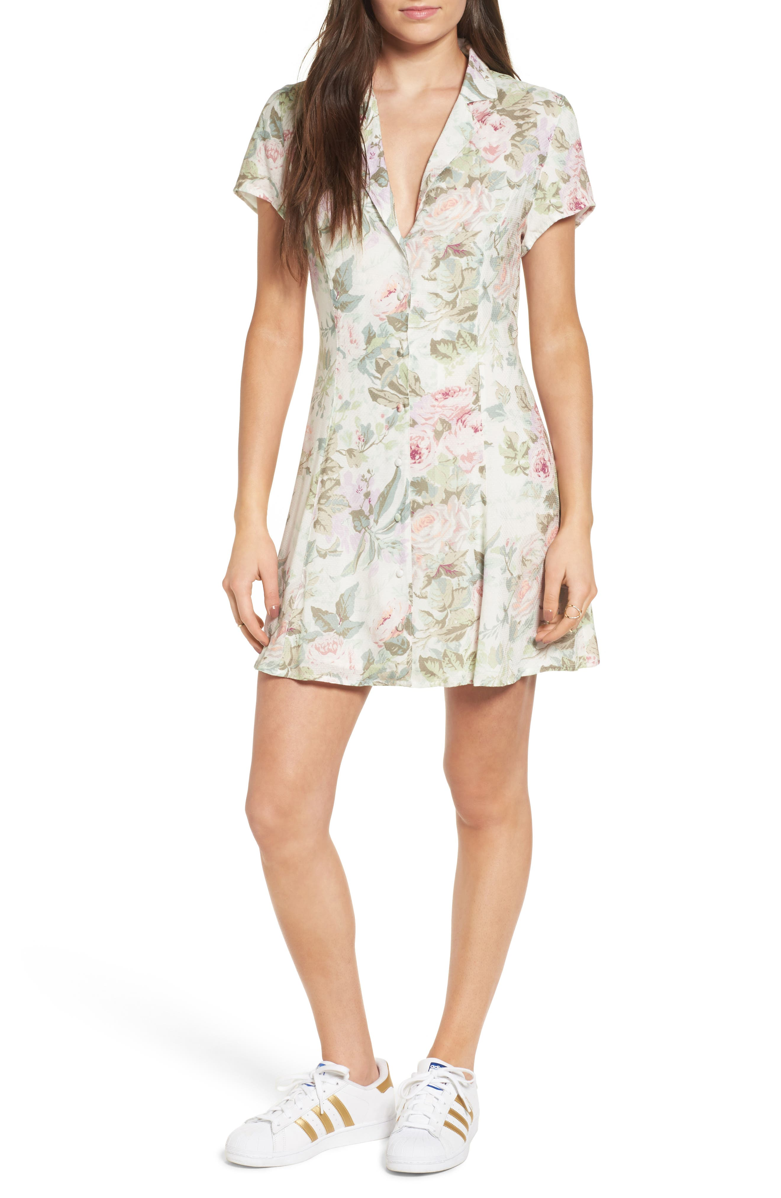 Majorelle Tumbleweed Skater Dress