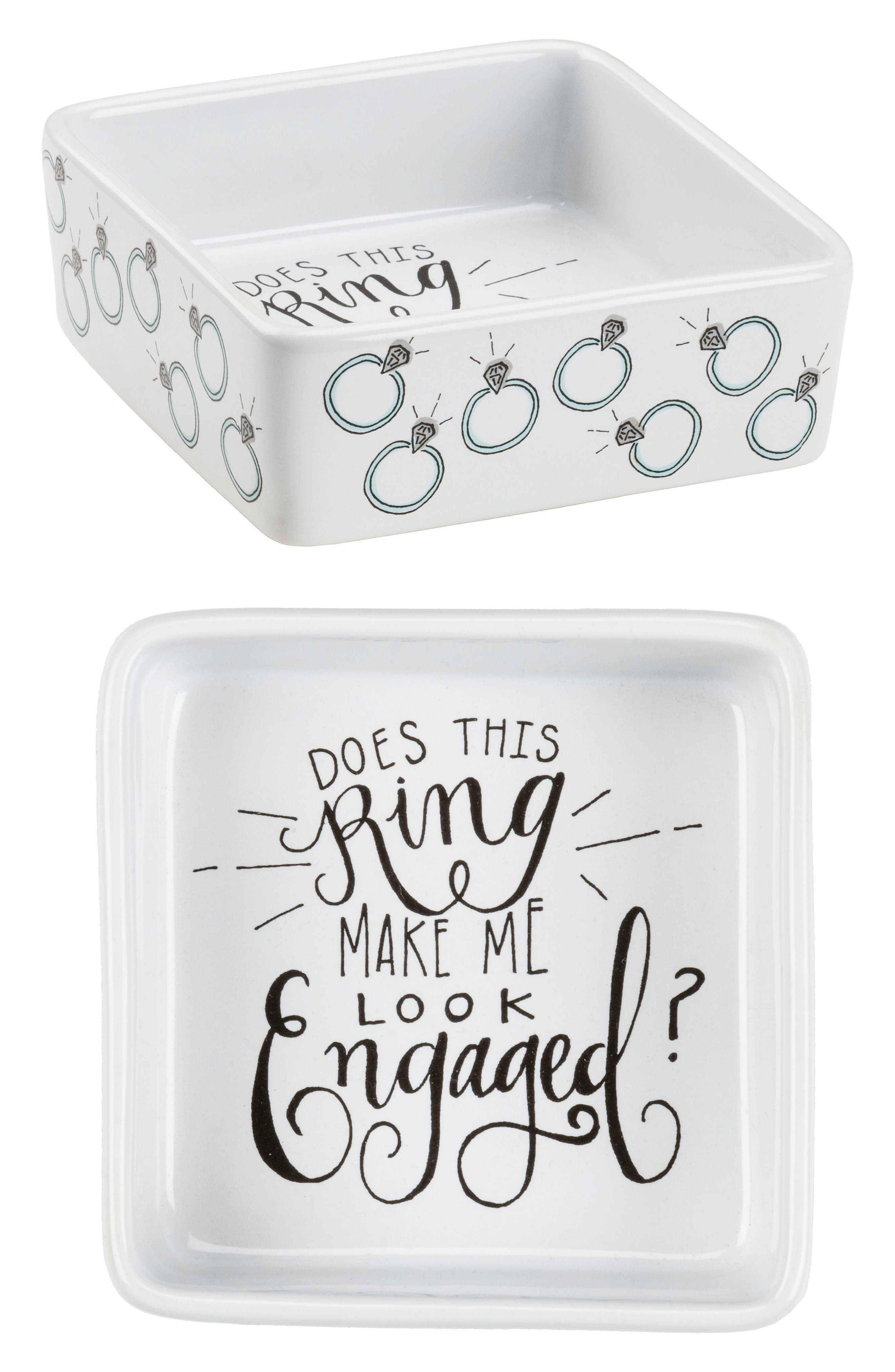Primitives by Kathy Engaged Trinket Tray