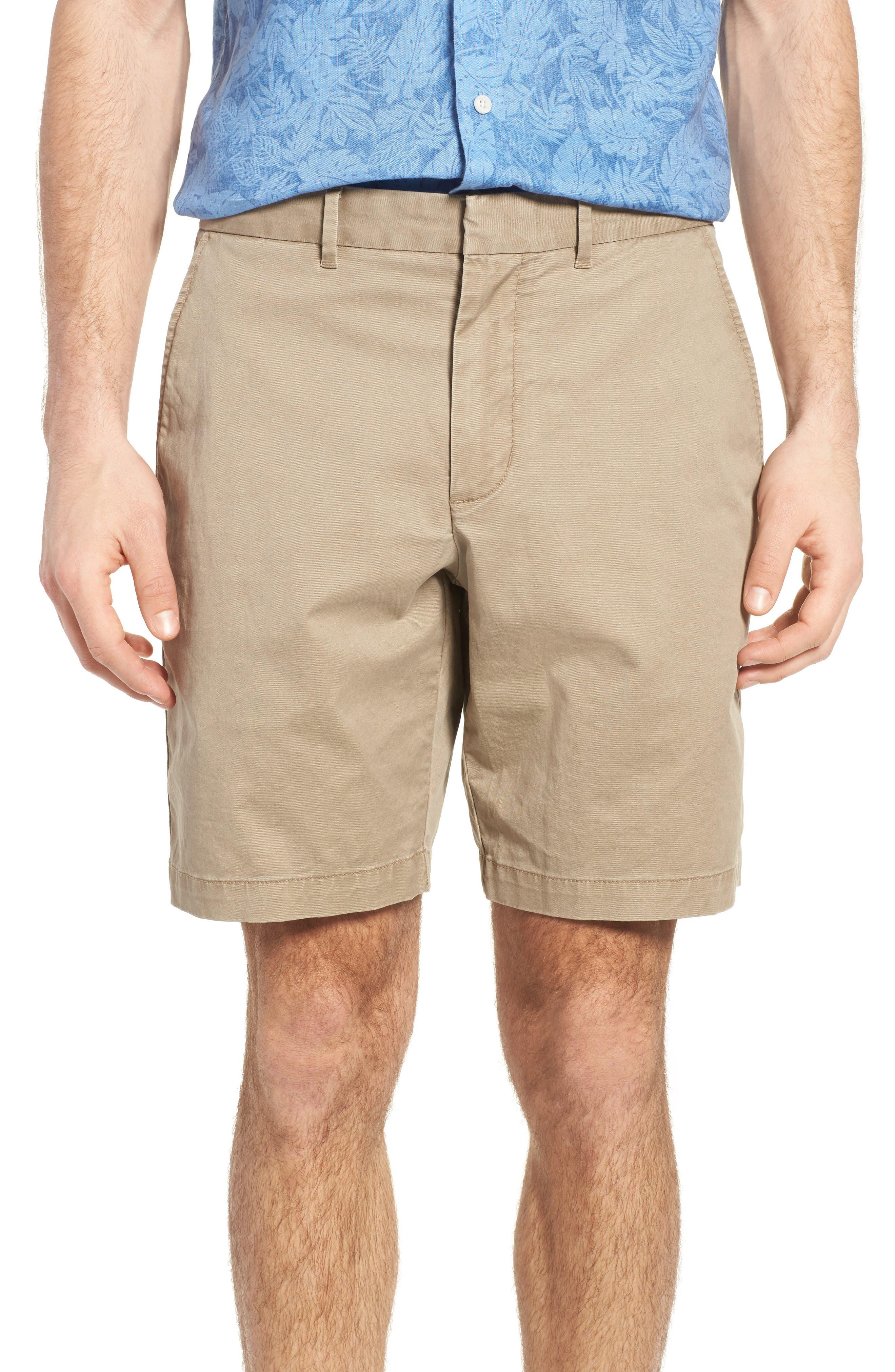 NORDSTROM MEN'S SHOP Stretch Shorts