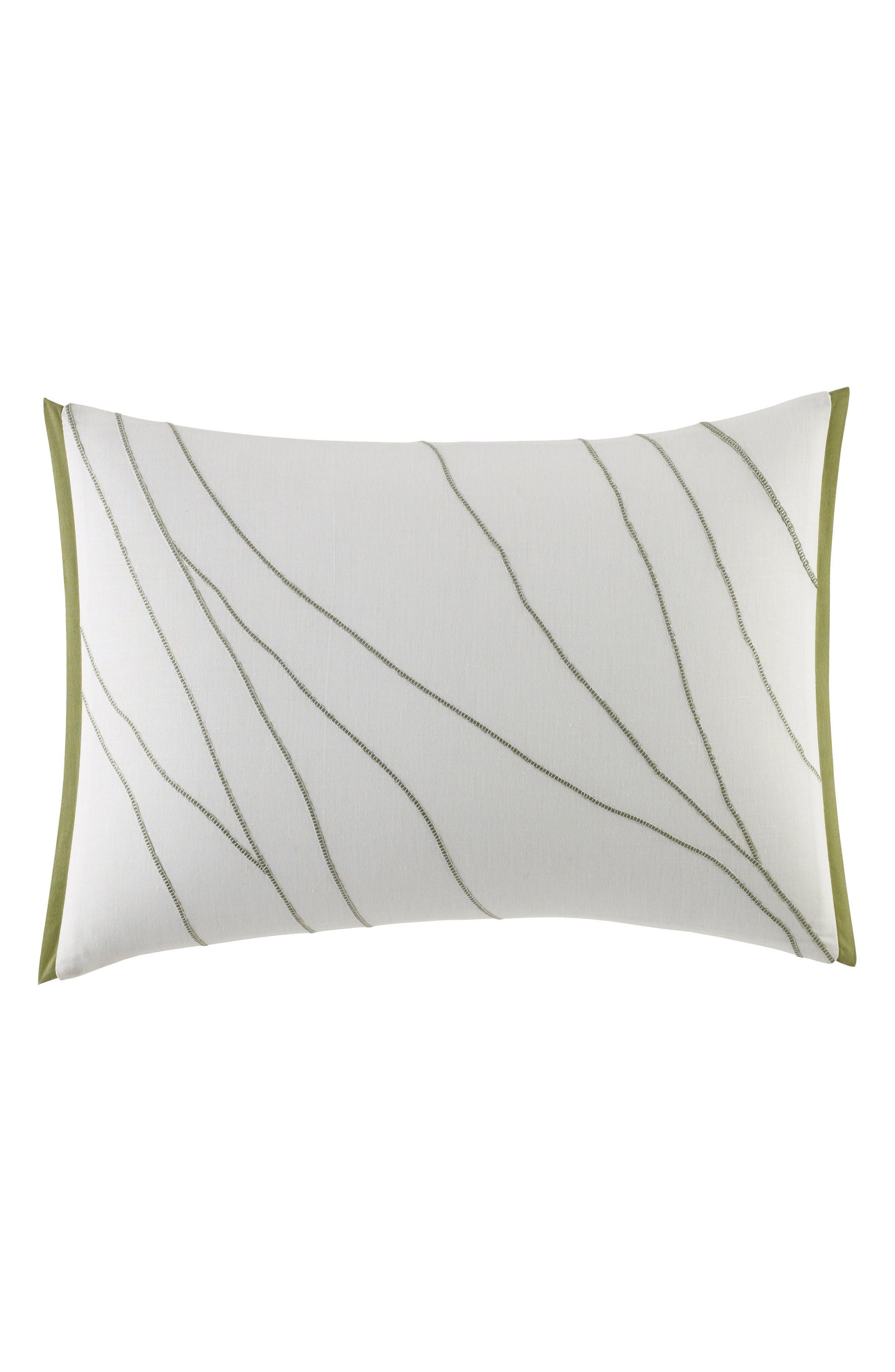 Vera Wang Dragonfly Accent Pillow