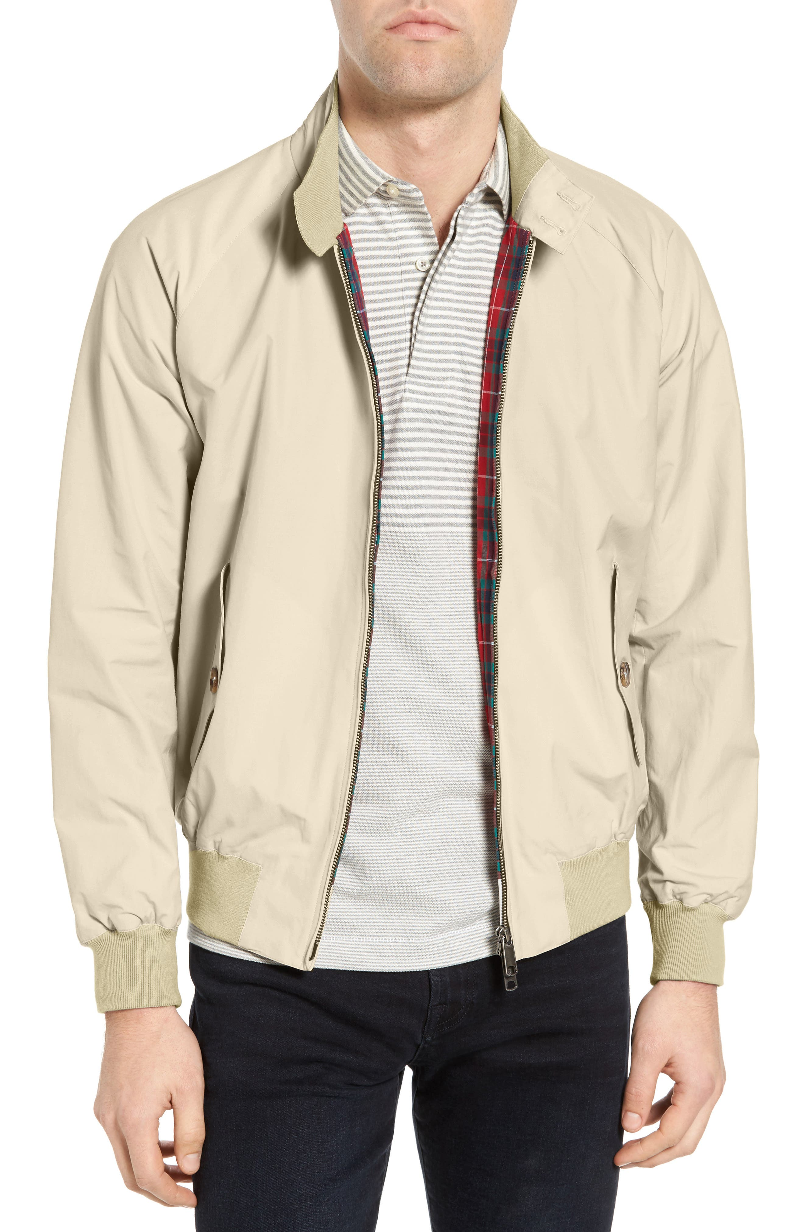 Baracuta G9 Water Resistant Harrington Jacket