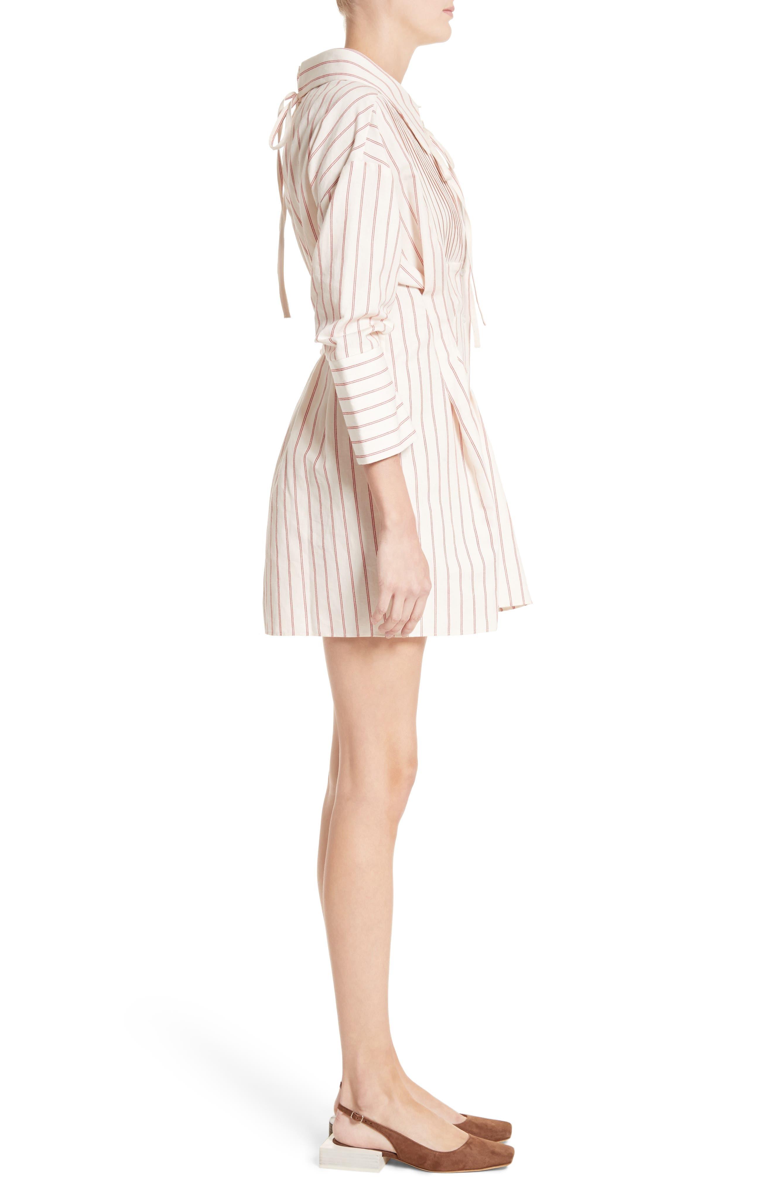 Alternate Image 5  - Jacquemus Arlesienne Shirtdress