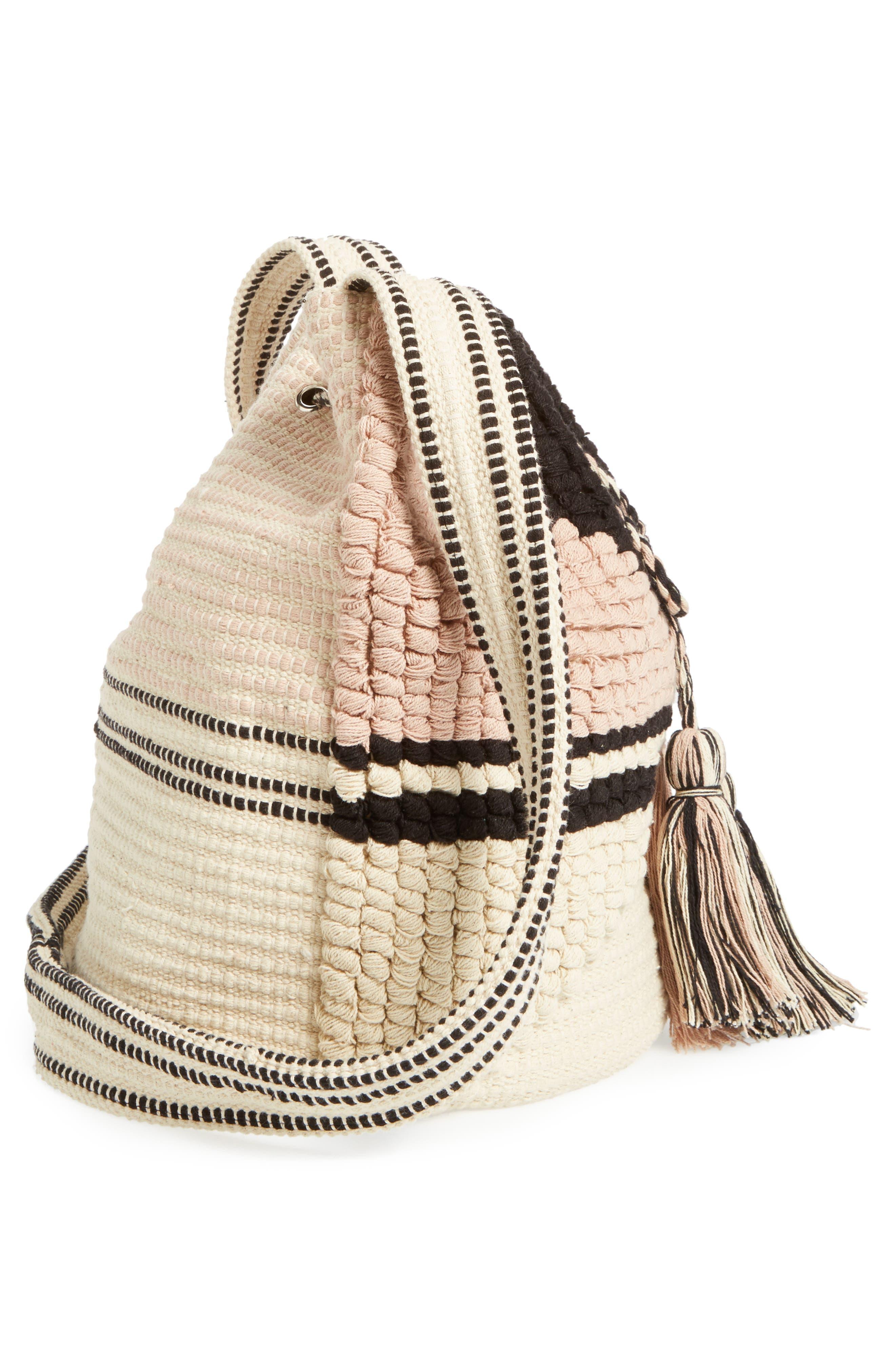 Alternate Image 3  - Sole Society Kenya Bucket Bag