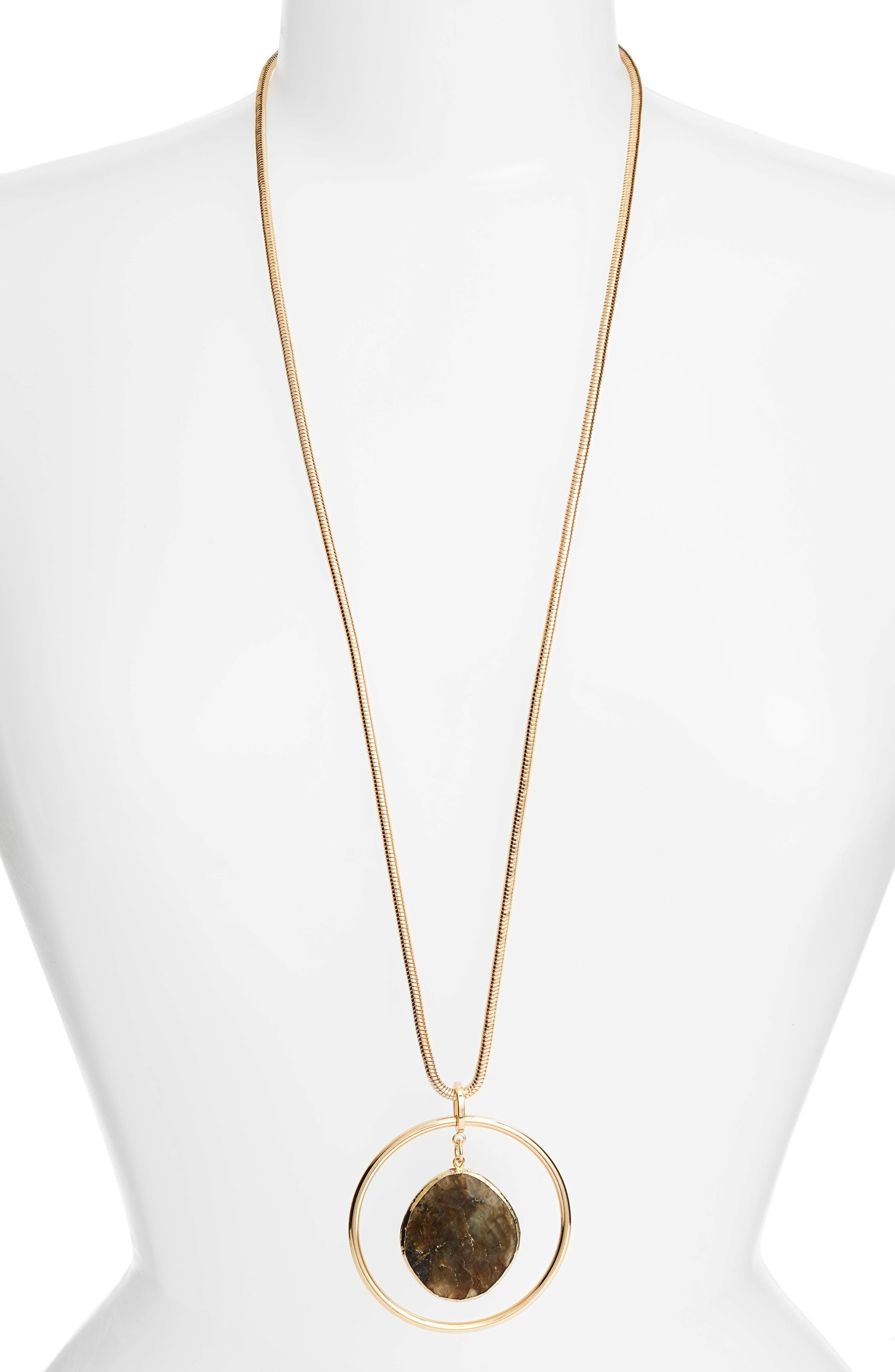 Nordstrom Pendant Necklace