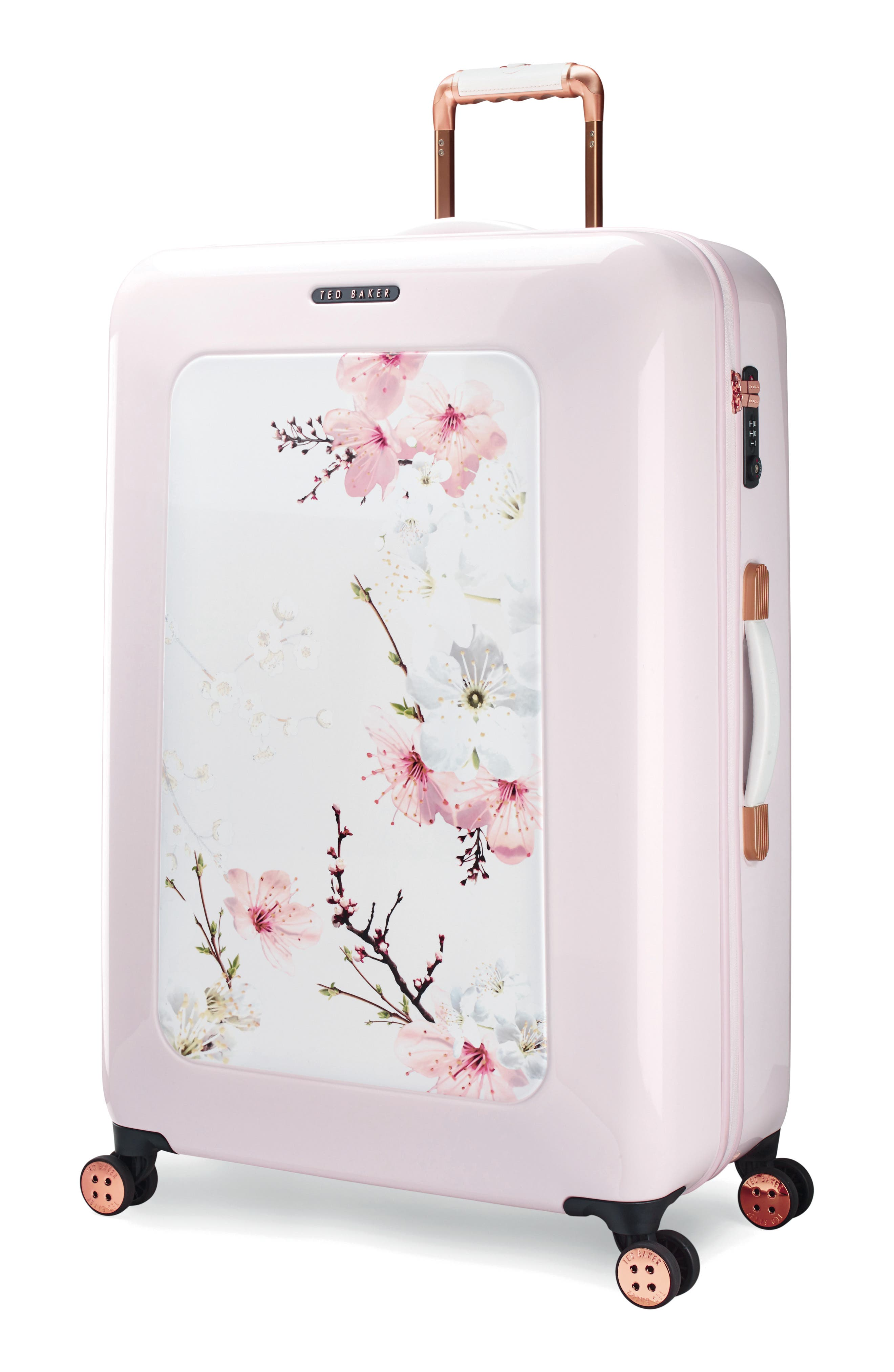 Alternate Image 4  - Ted Baker London Large Four-Wheel Suitcase (31 Inches)
