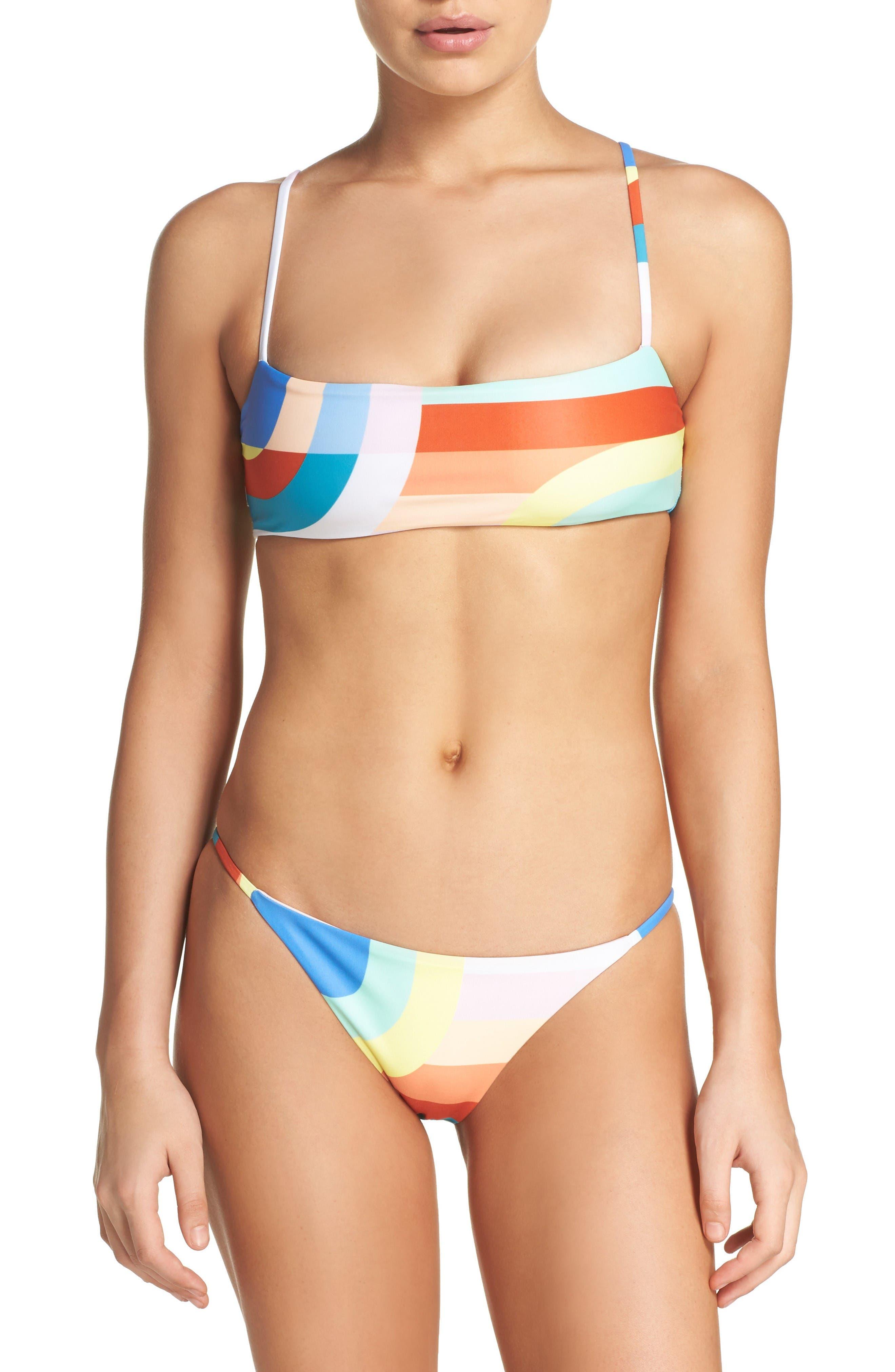 Alternate Image 5  - Mara Hoffman Cami Bikini Top