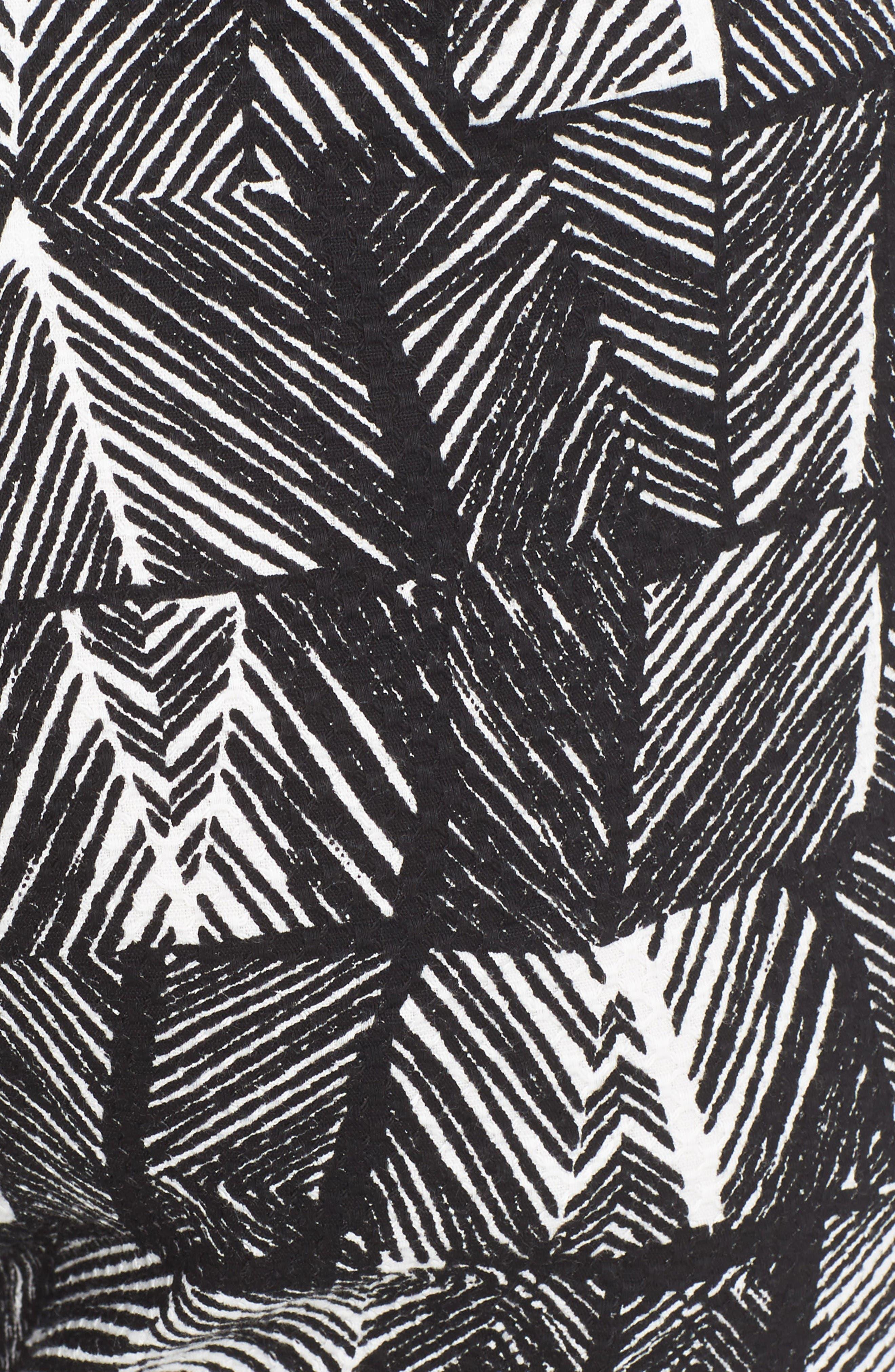 Alternate Image 3  - Max Mara Paggio Graphic Print Crop Pants