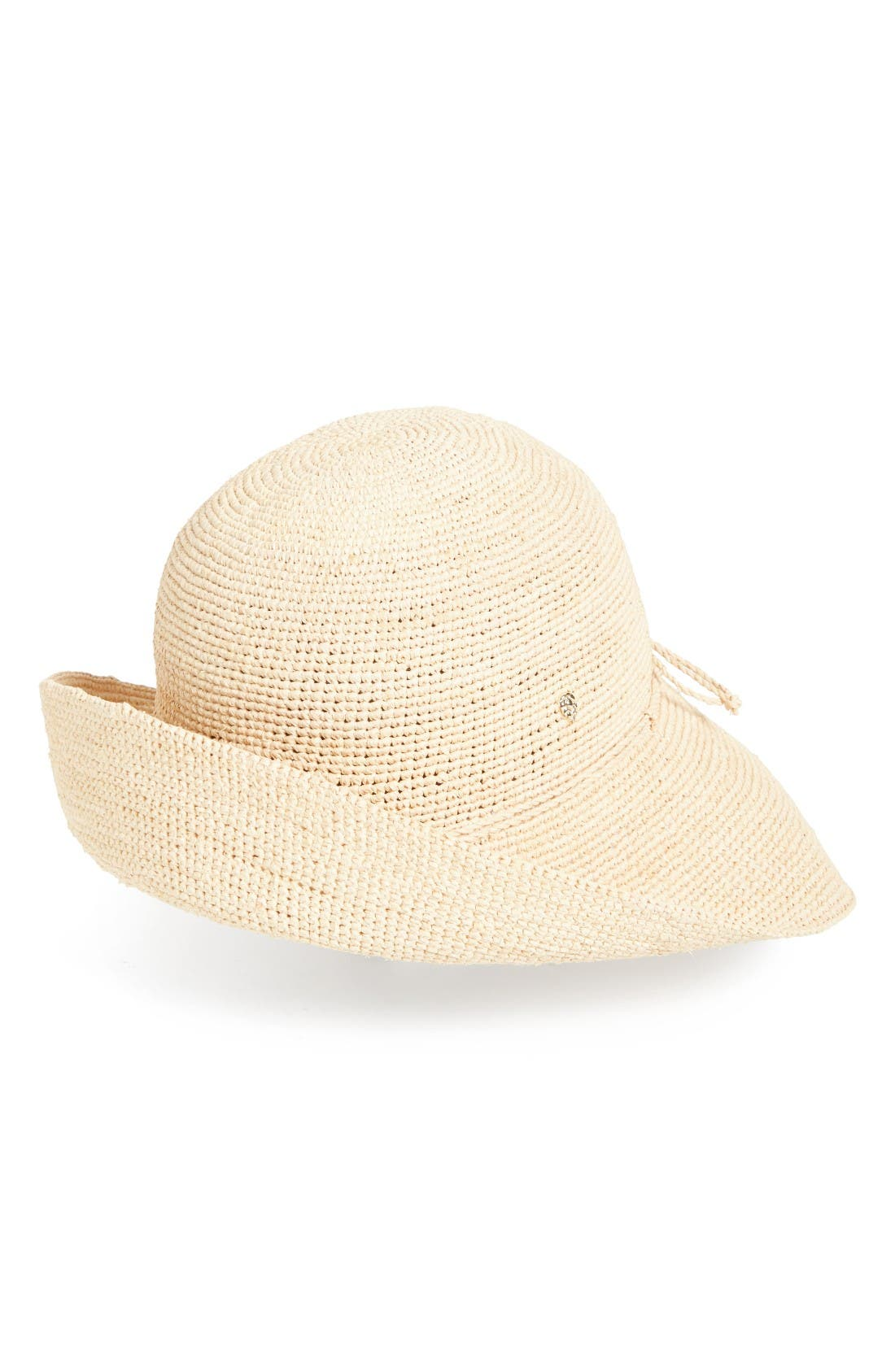 Main Image - Helen Kaminski 'Provence 10' Packable Raffia Hat