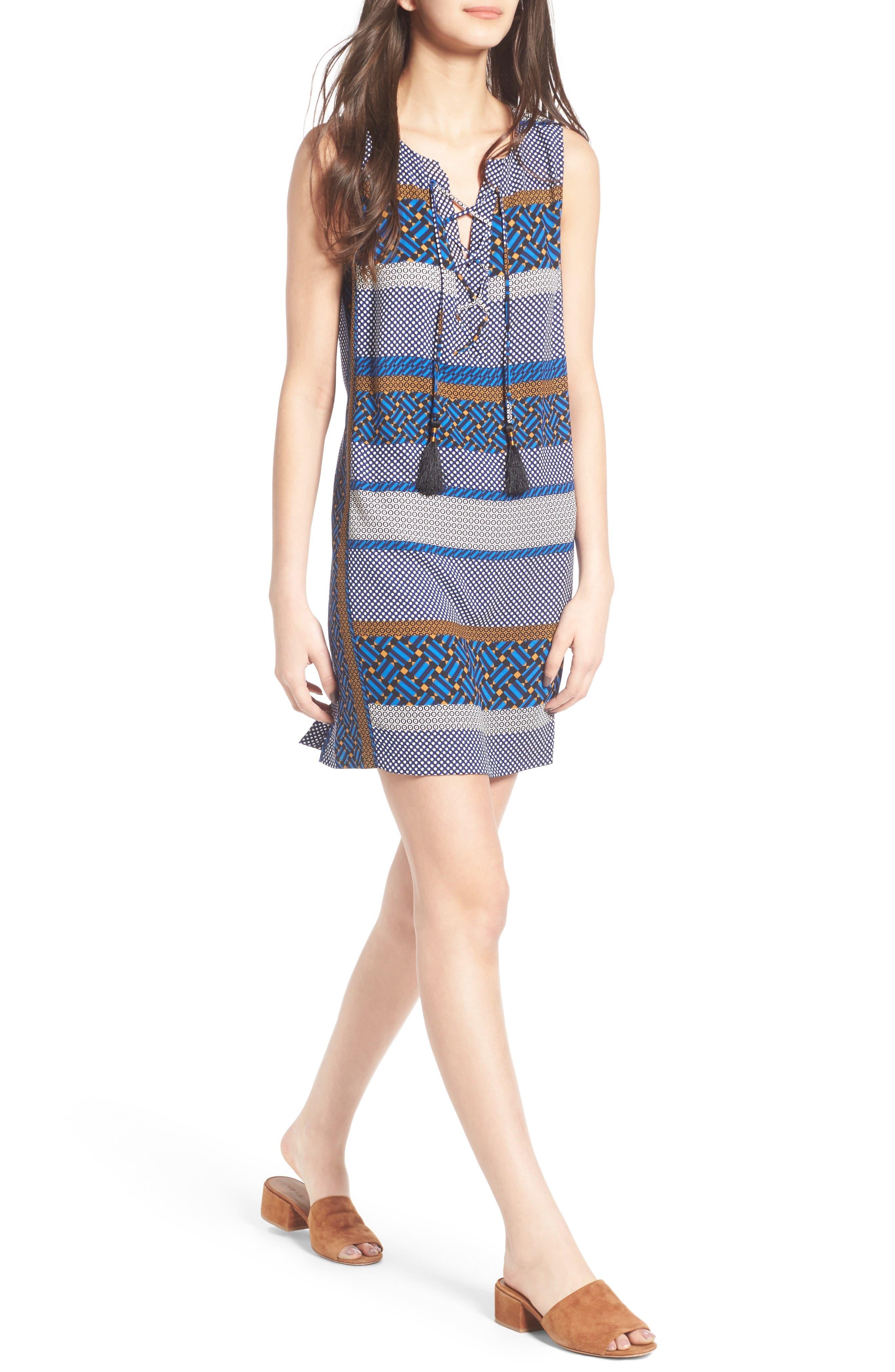 cooper & ella Isabel Shift Dress