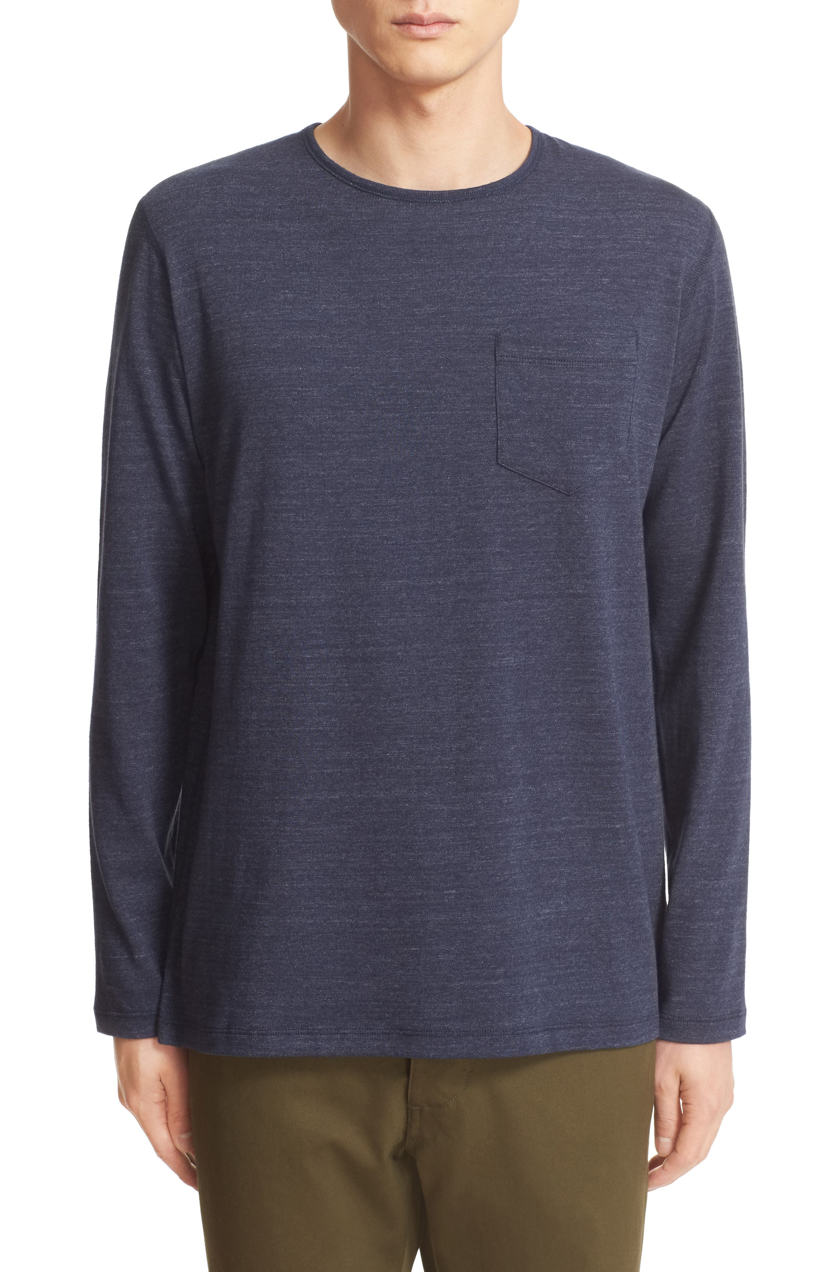 WINGS + HORNS Pocket T-Shirt
