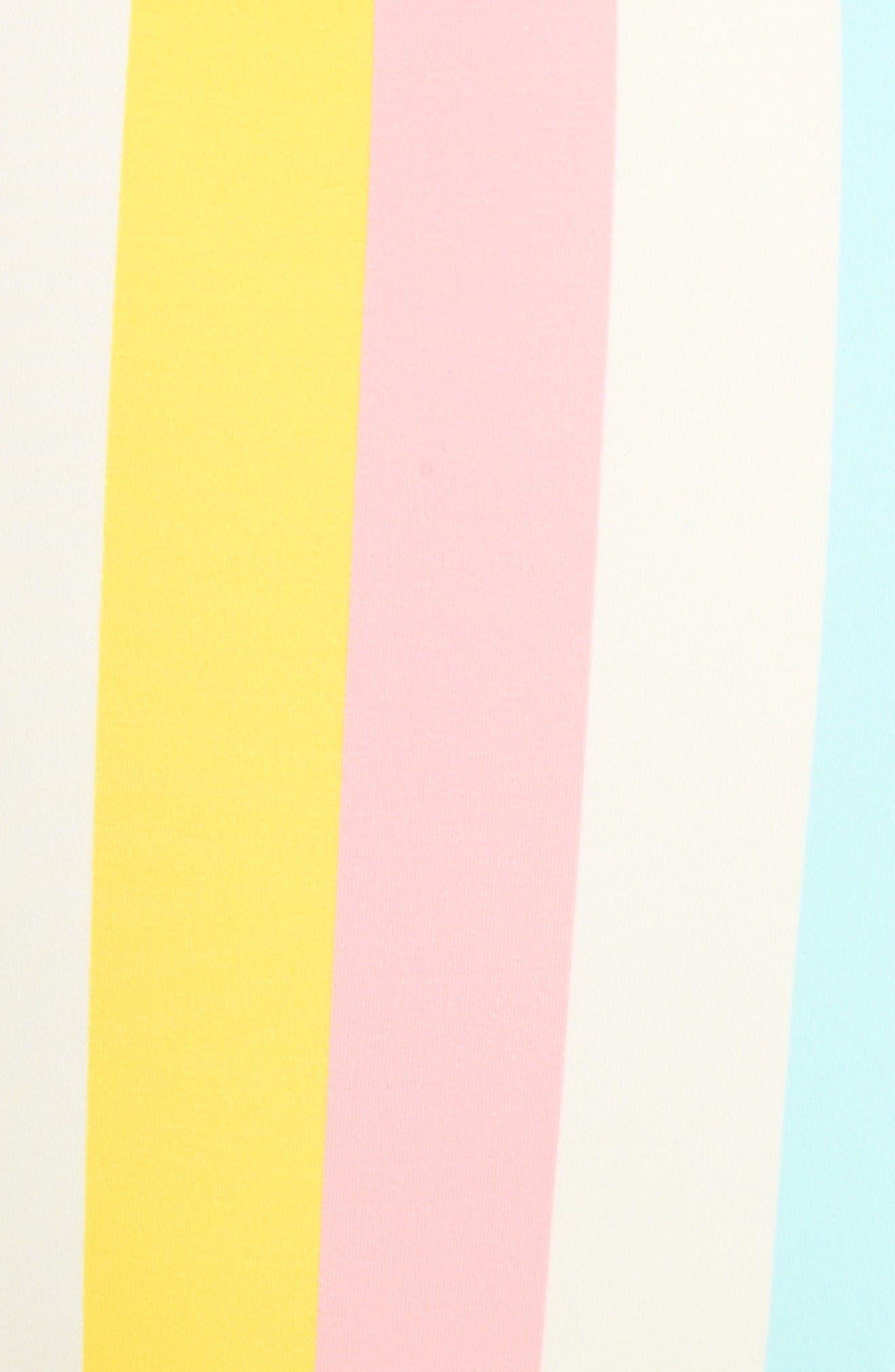 Alternate Image 5  - Solid & Striped Brigitte High Waist Bikini Bottoms