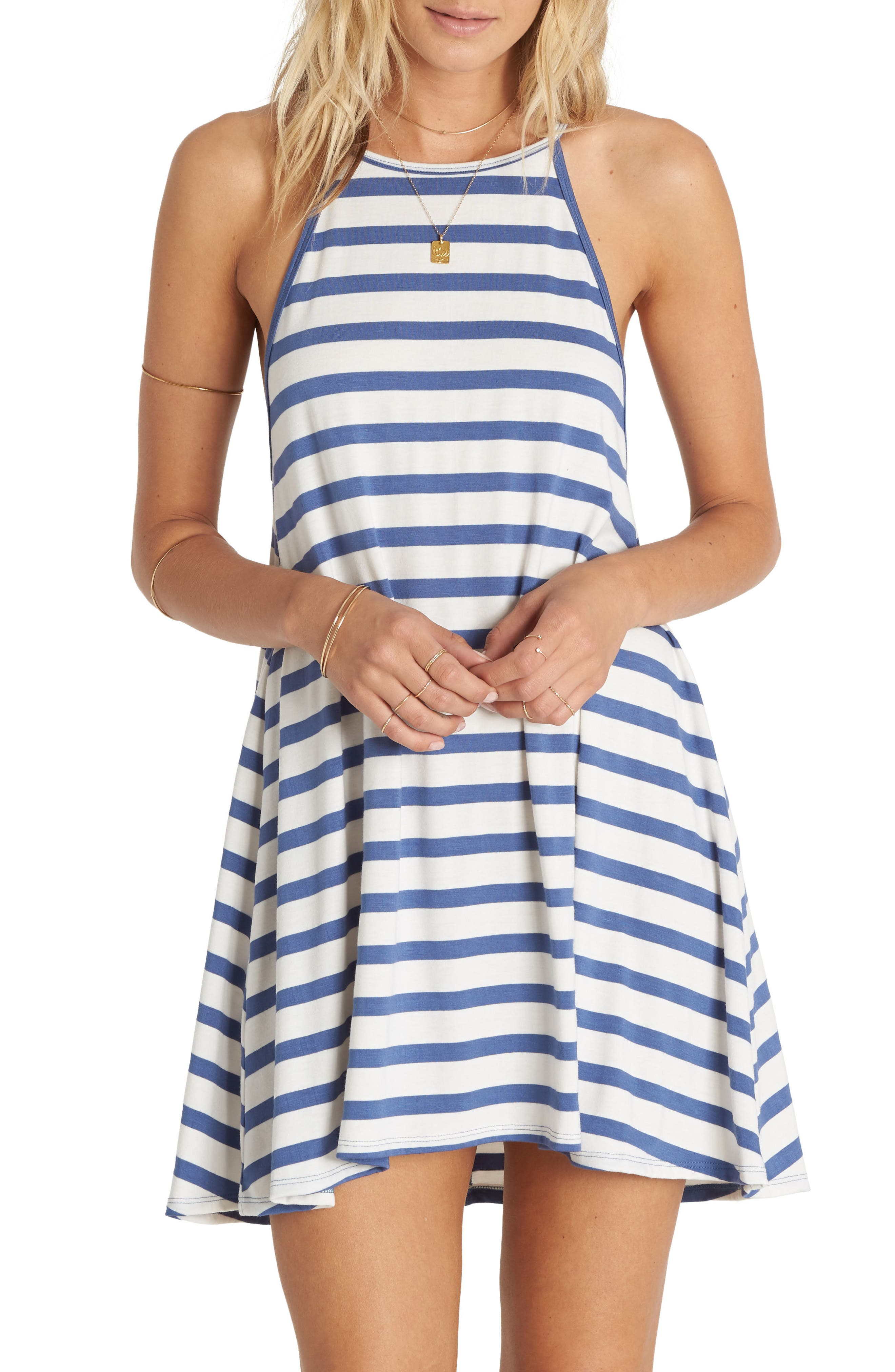 Alternate Image 1 Selected - Billabong Sing Along Tank Dress